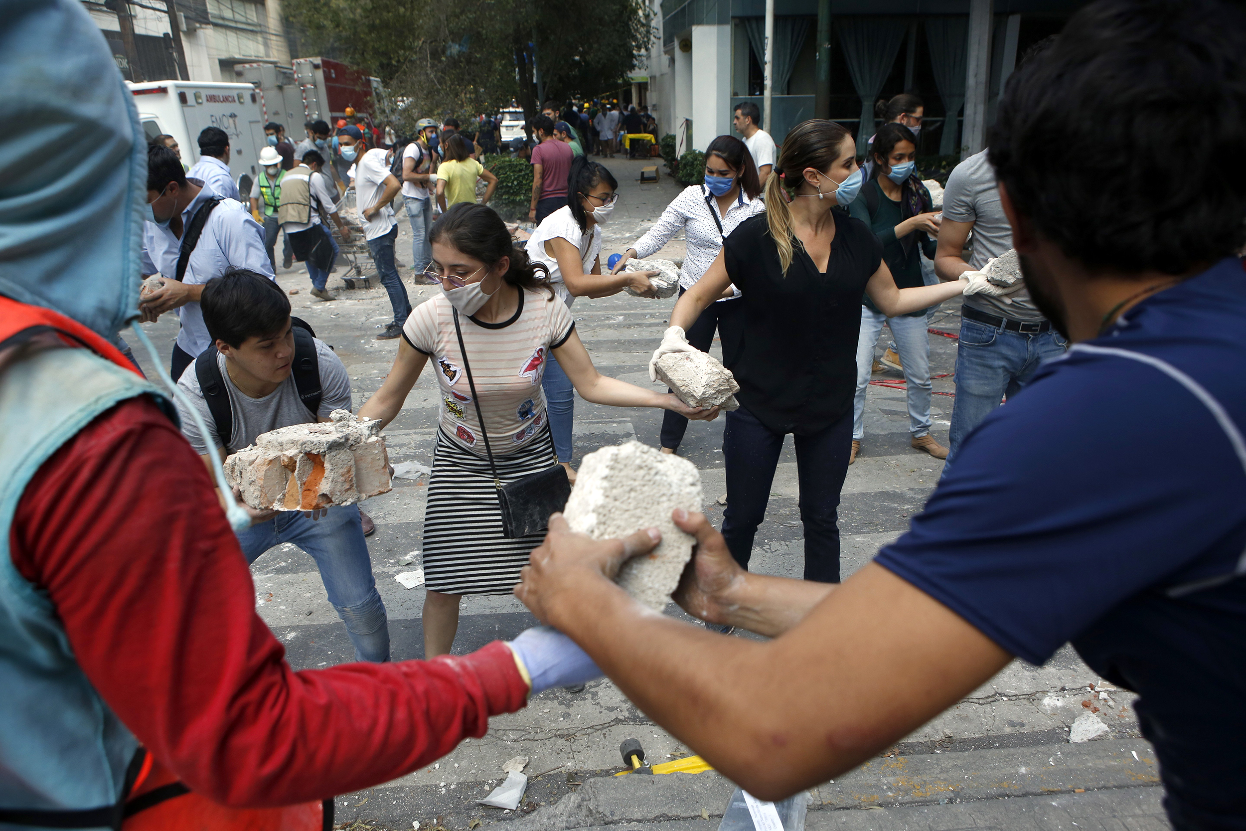 After Mexico Quake, California Urges Residents to Prepare for 'The Big One'