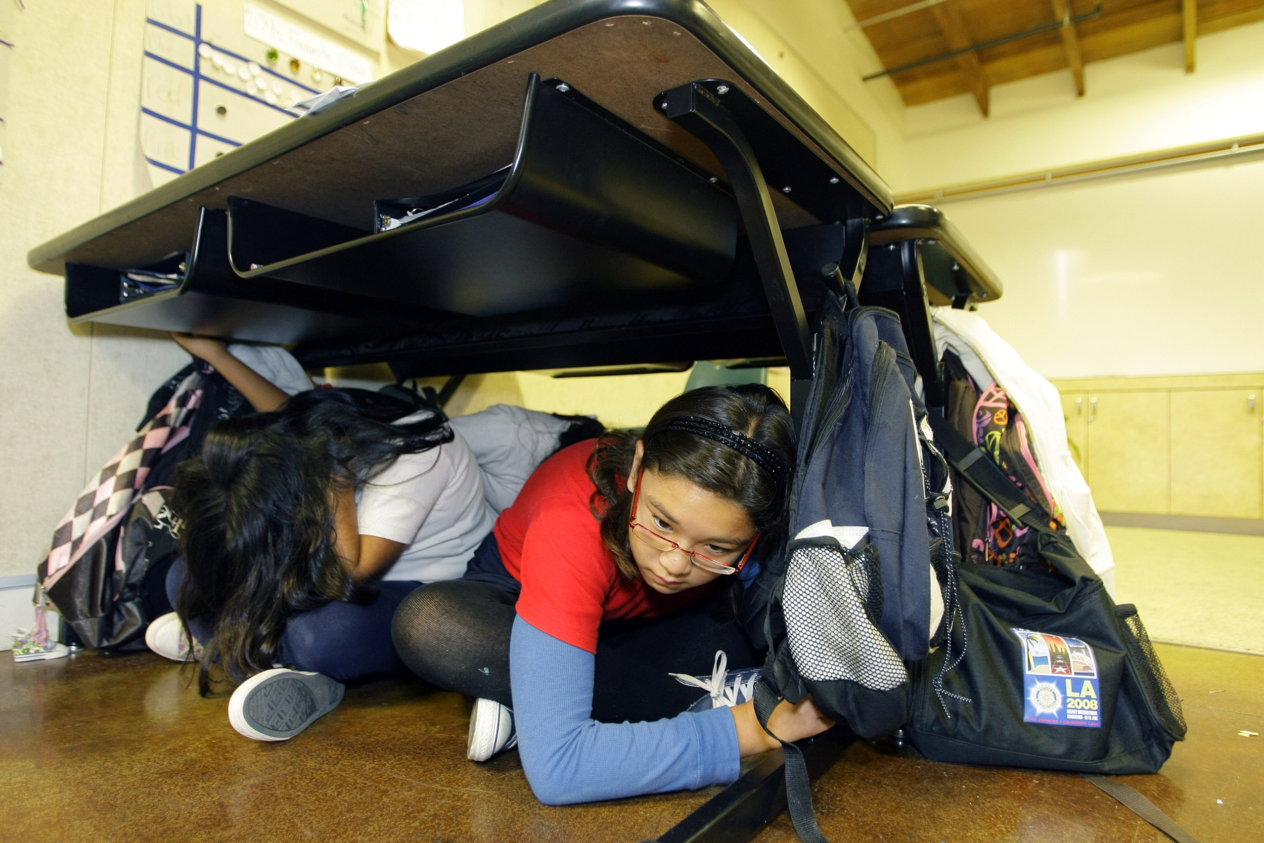 Image: California Earthquake Preparedness