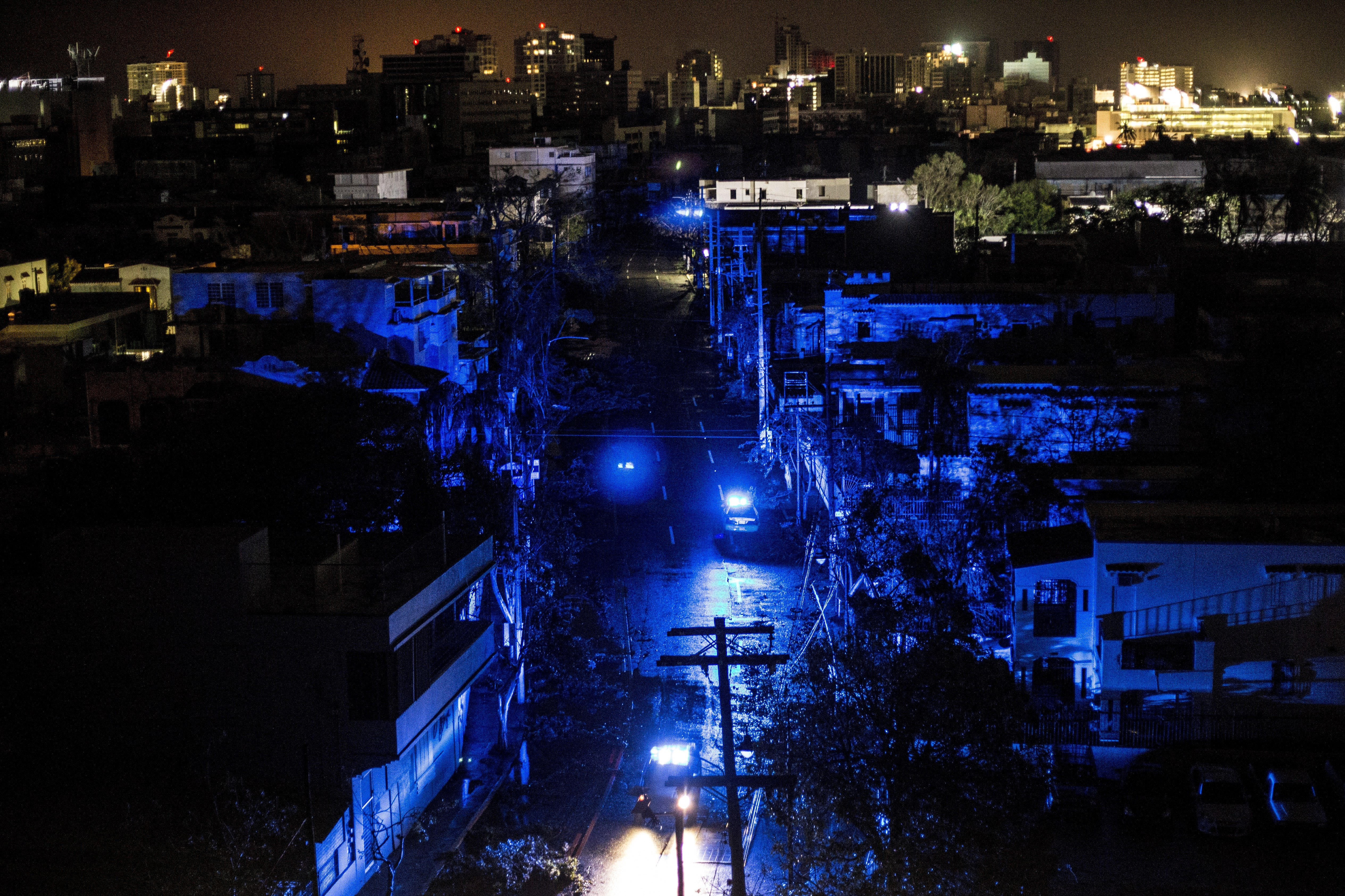 Why It's Unclear When Puerto Rico Will Get Power Back
