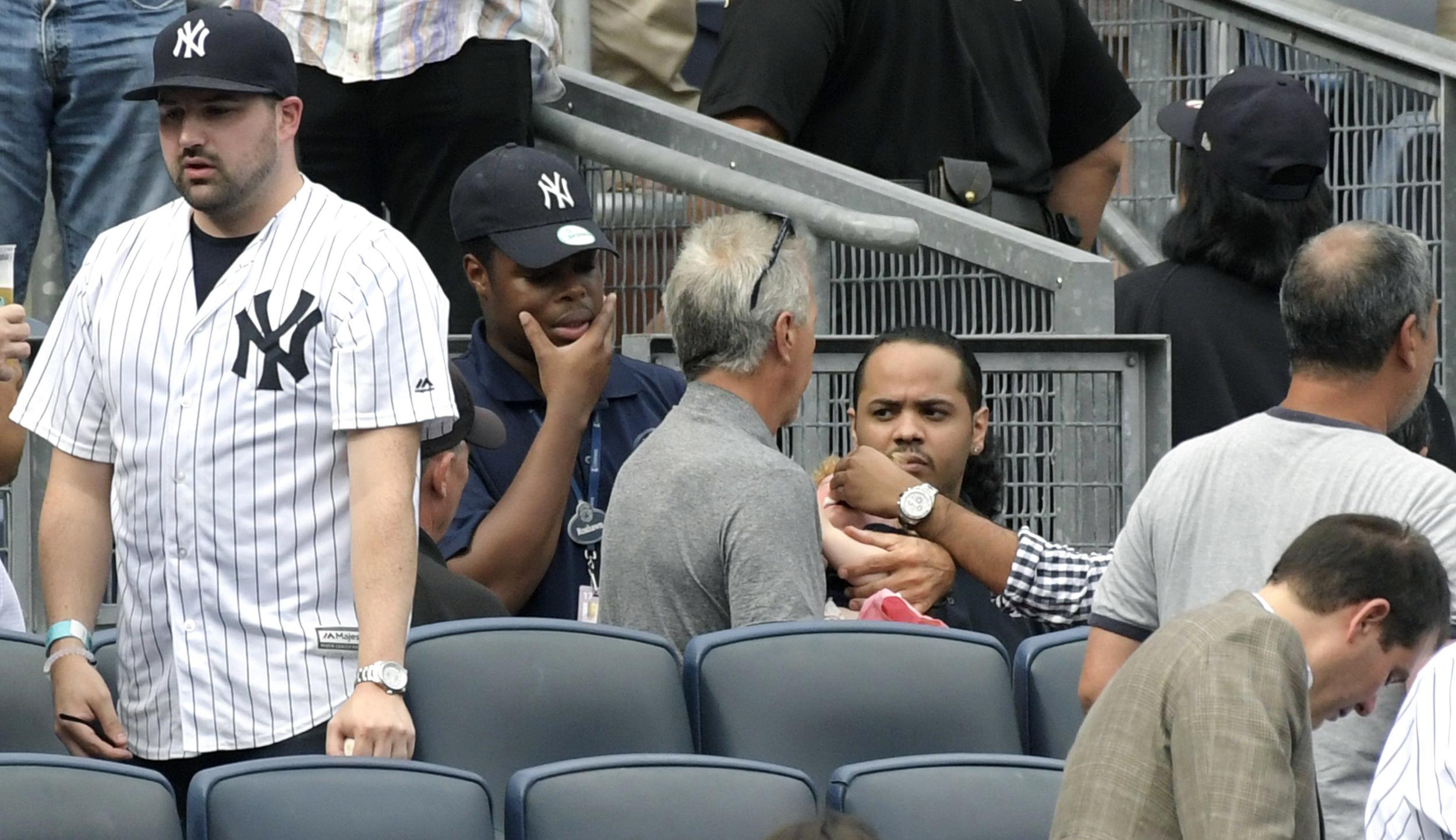 Girl's Ballpark Injury Sparks Calls for More Nets