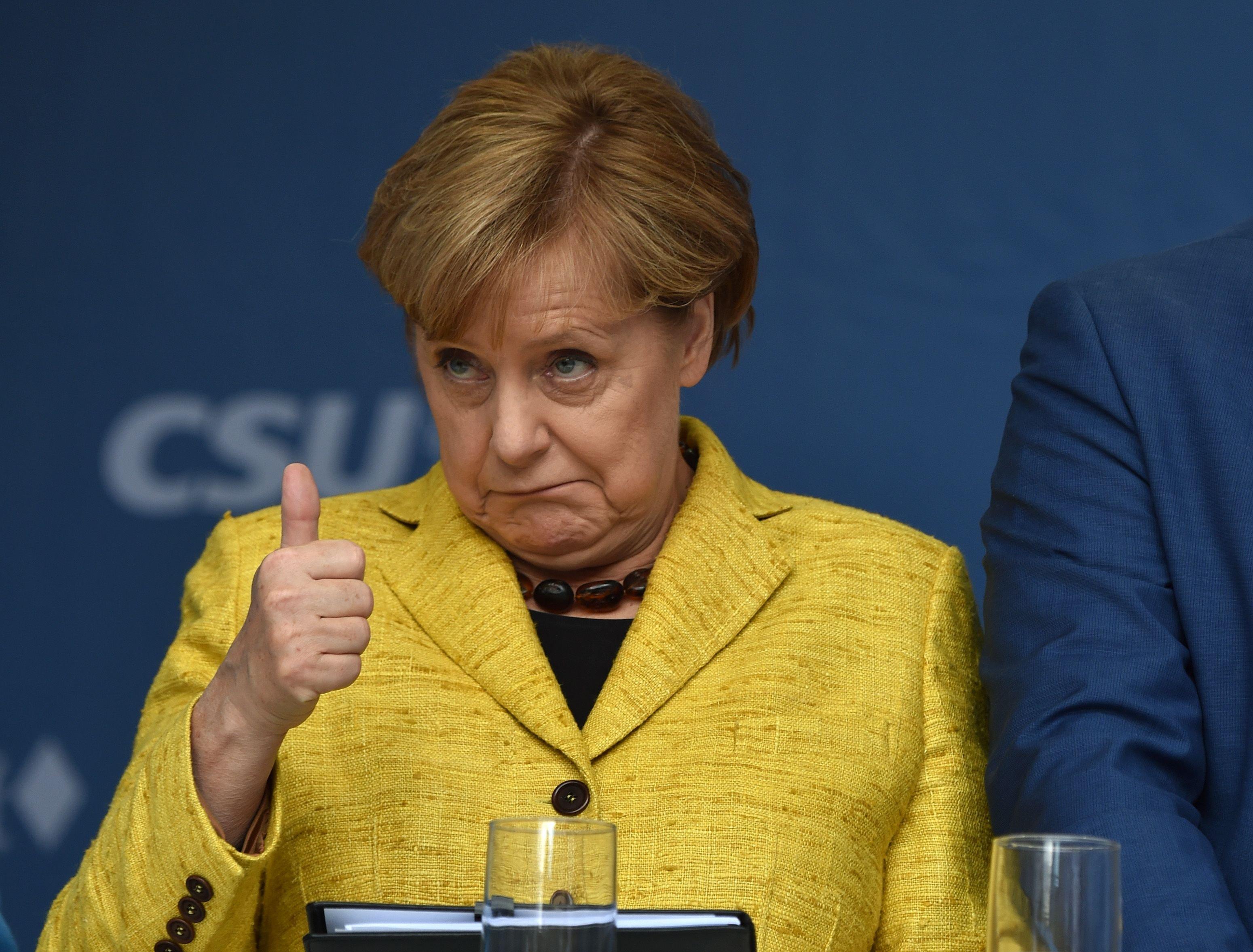 Image: Angela Merkel