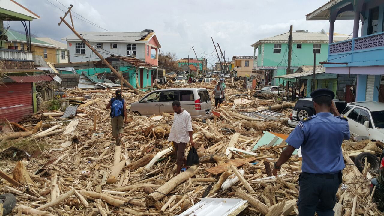 'Worse Than a War Zone': Medical Services on Dominica Crippled by Maria