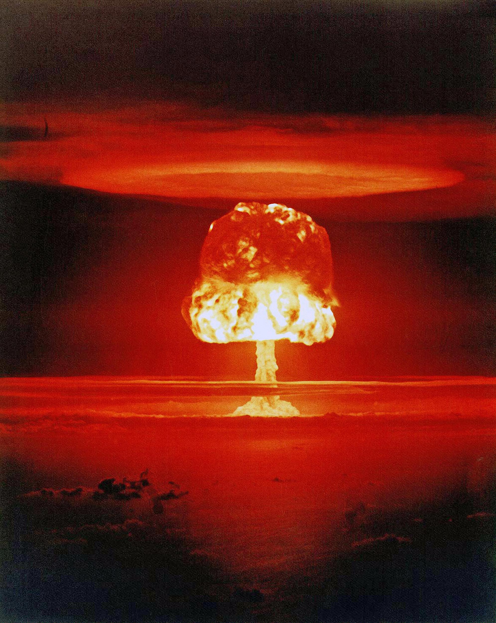 Image: Nuclear Test USA - Mark 14