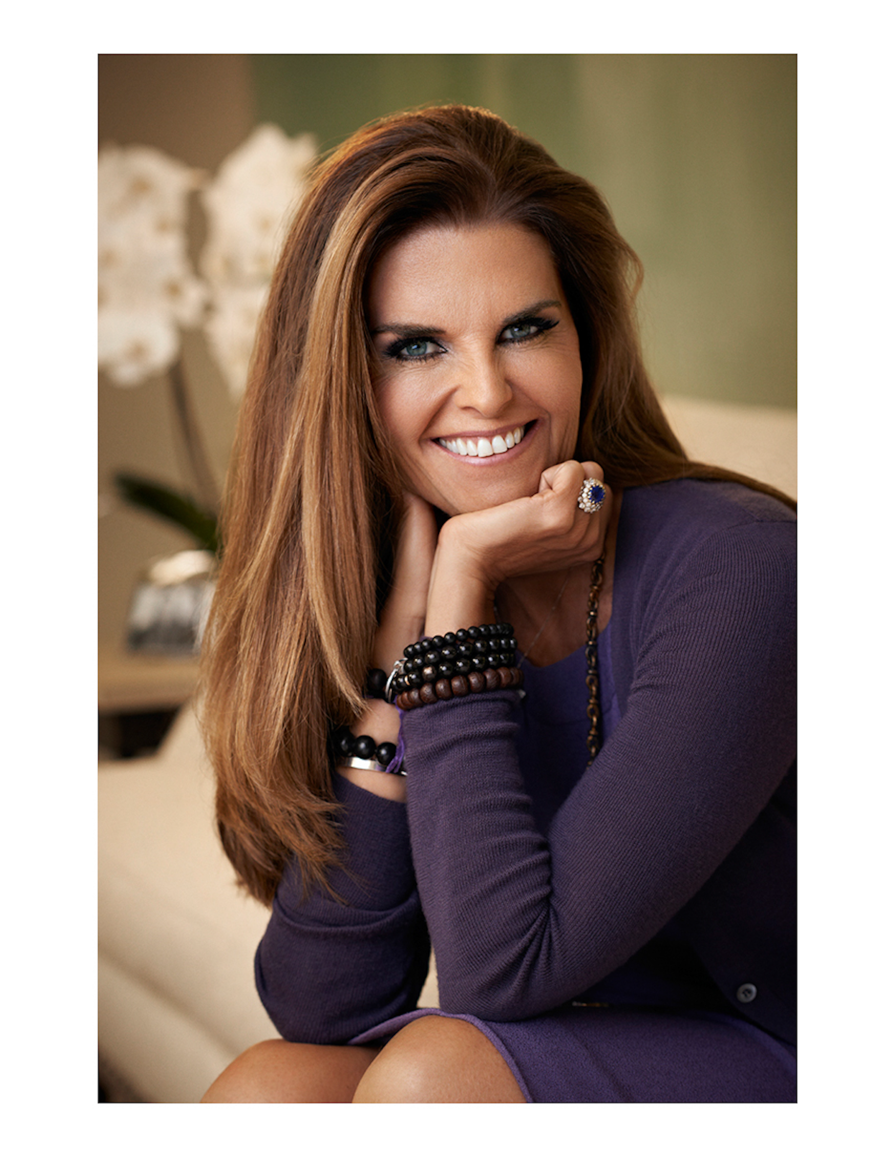 Maria Shriver, NBC News Special Anchor and founder of the Women's Alzheimer's Movement