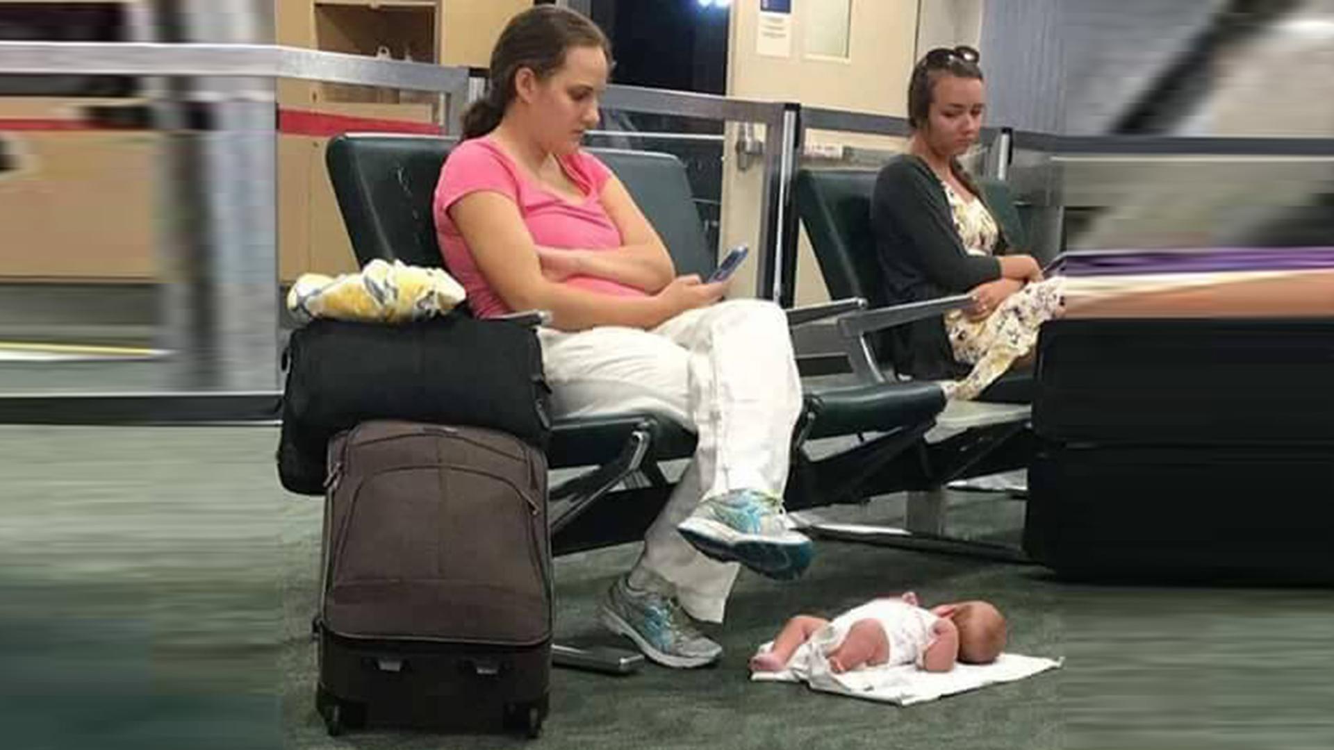 Baby Food Carry On Flight