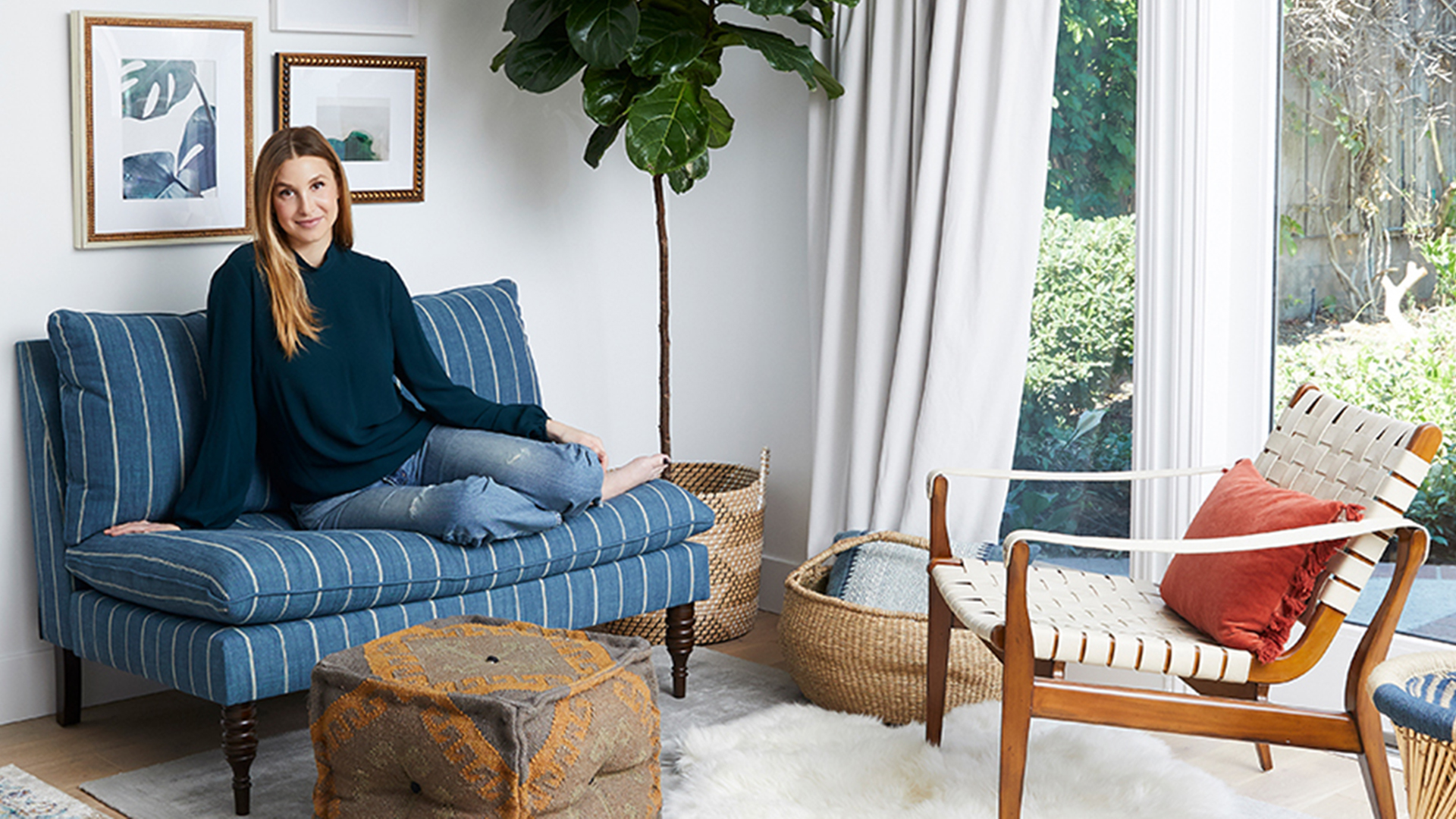 Whitney Port's Home Decor Style: Shop The Look At Joss