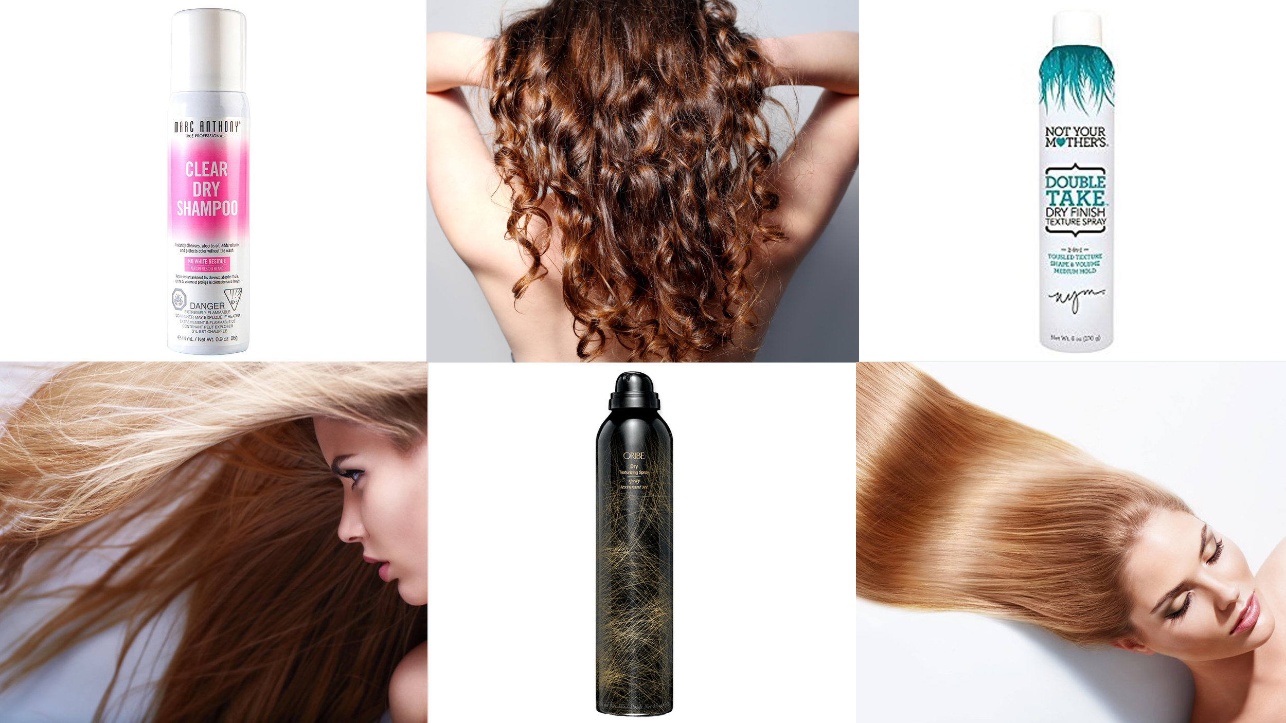Best drugstore hair products to keep a blowout lasting longer