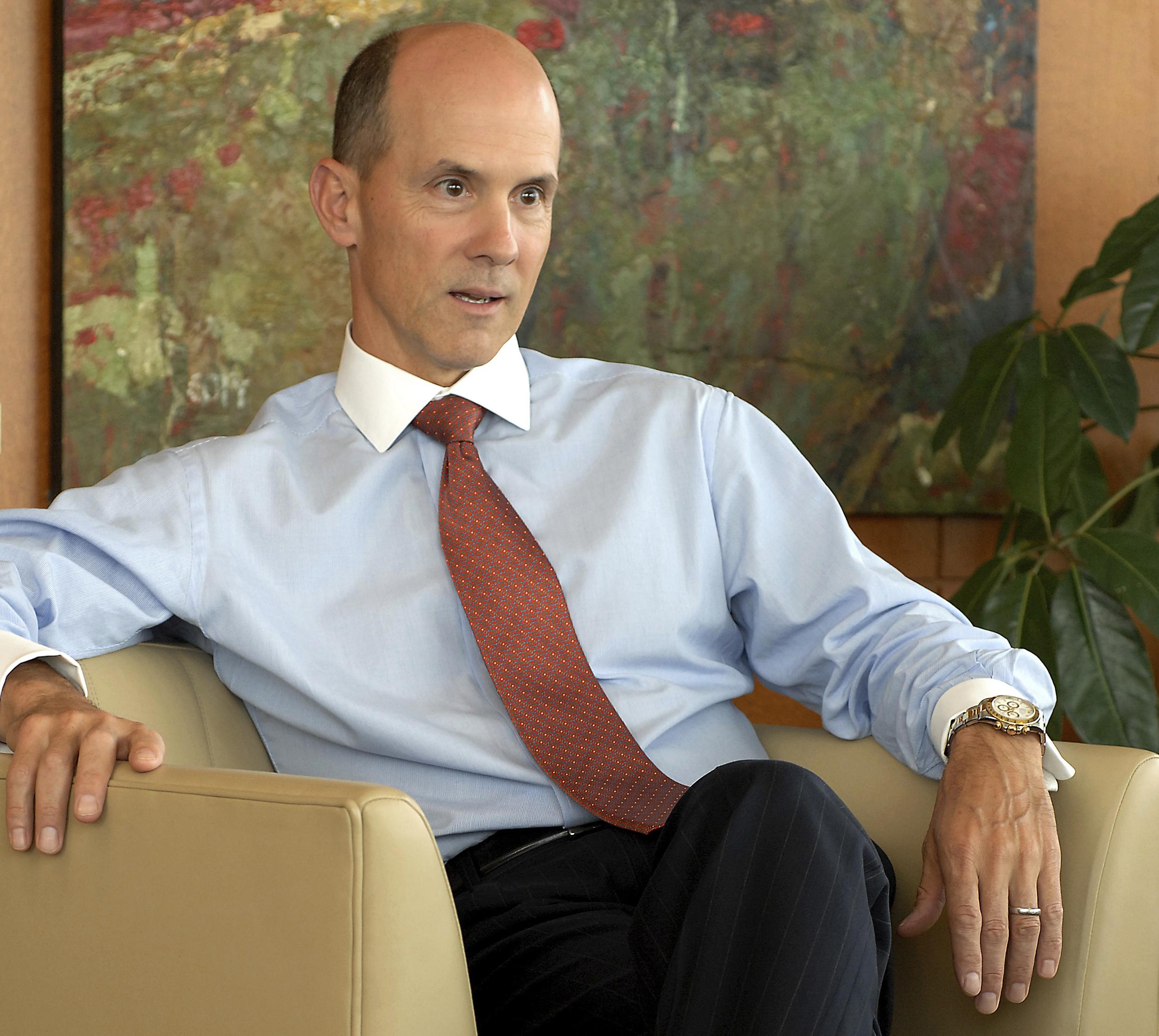 Image: Equifax CEO Richard Smith