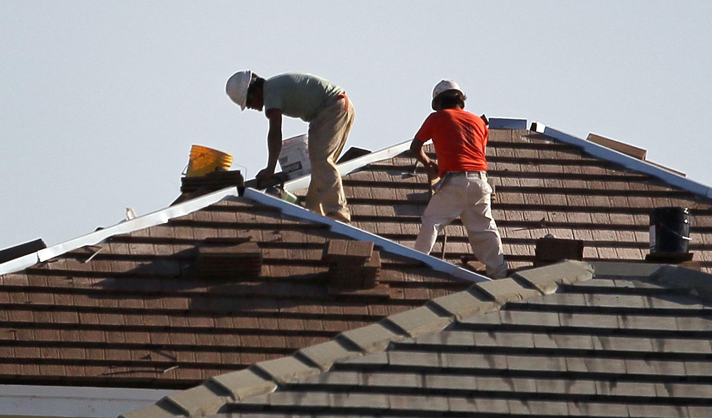 Image: January Housing Starts Rise 2.8 Percent