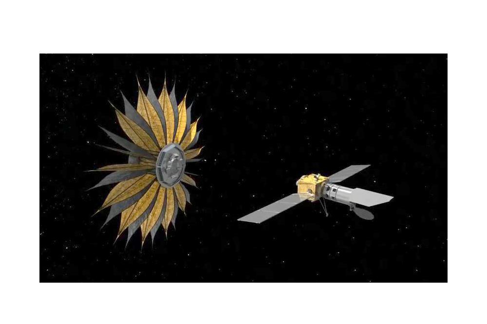 Image: HabEx Vehicle - Starshade