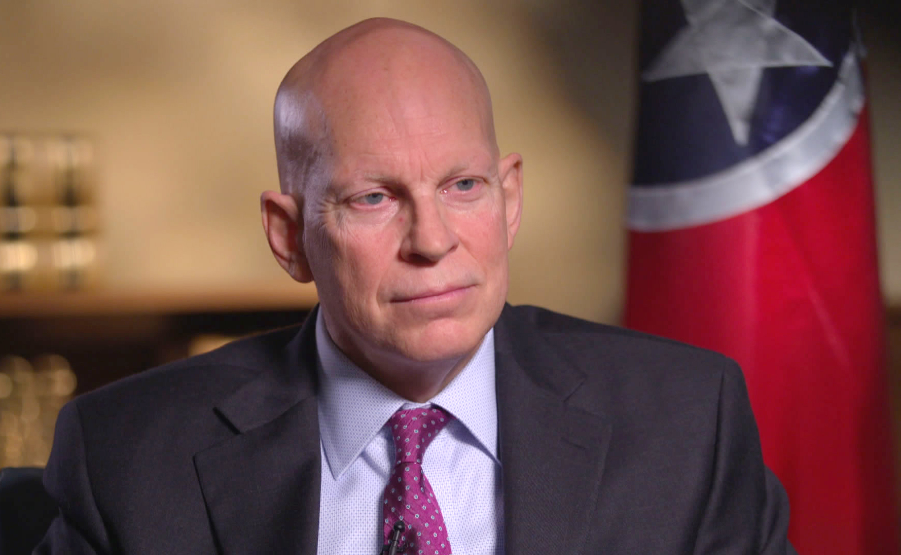 Image: District Attorney General Barry Staubus