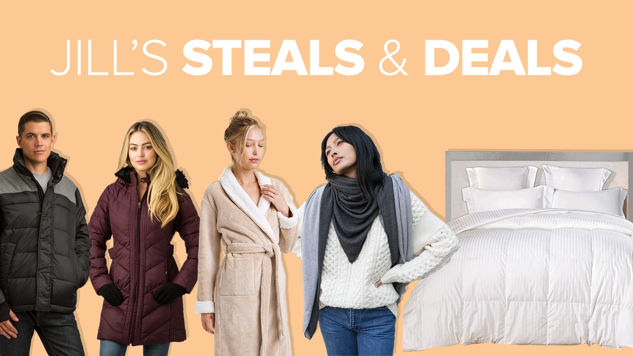 Nbc today show jill's steals and deals 9 21