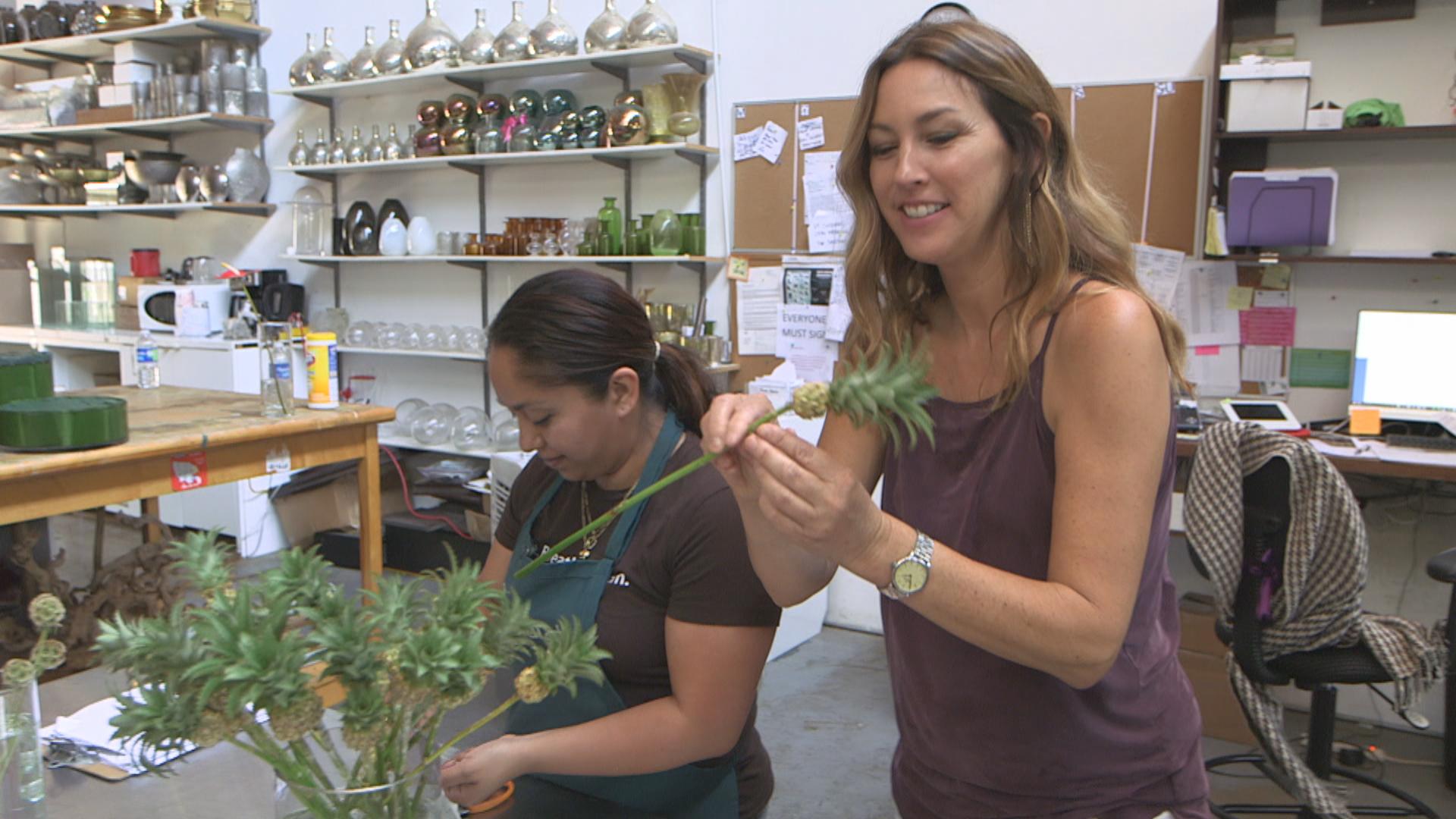 Floral Art founder Jennifer McGarigle, Balancing Creativity and Business