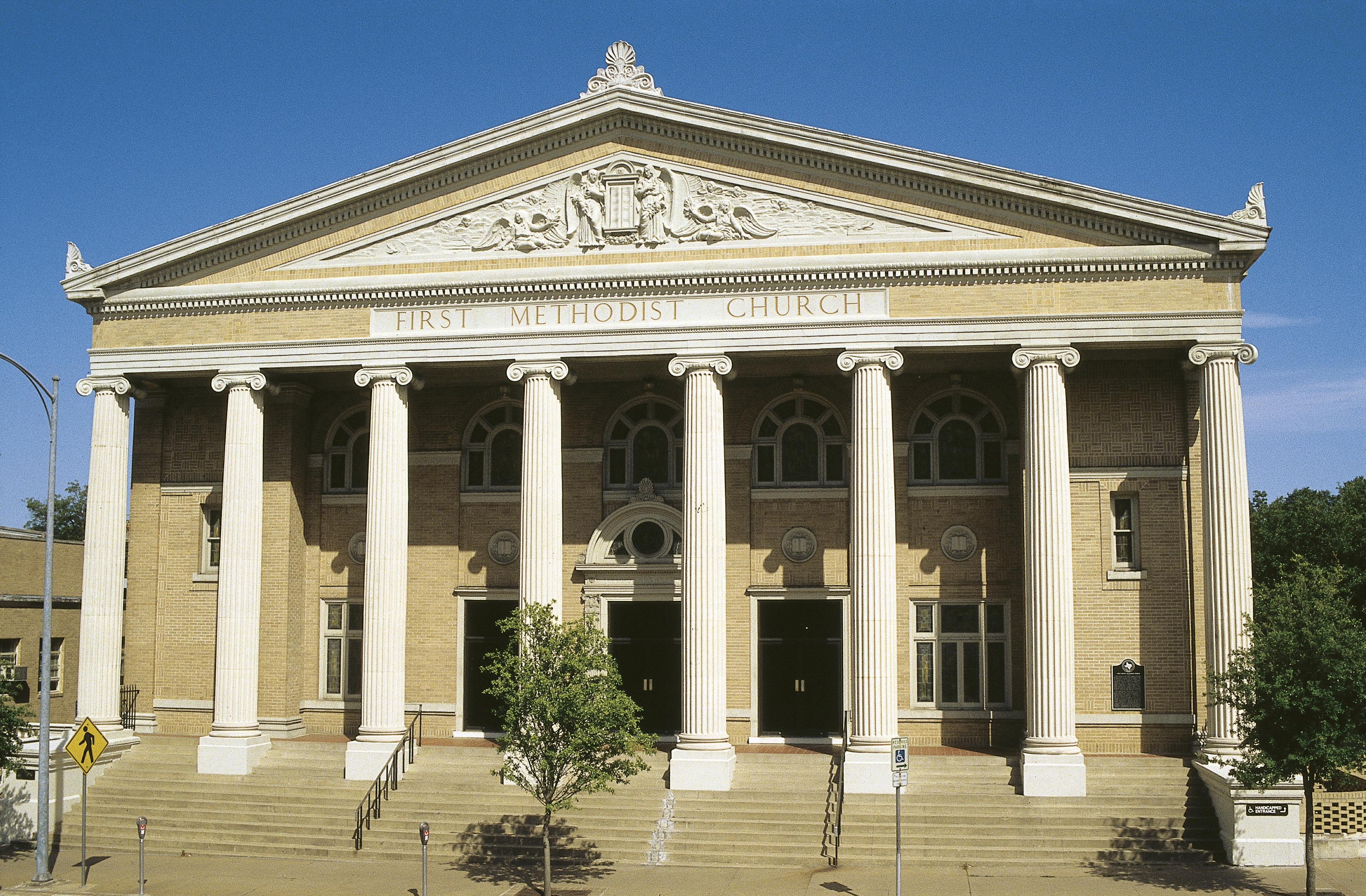 First Methodist Church in Austin