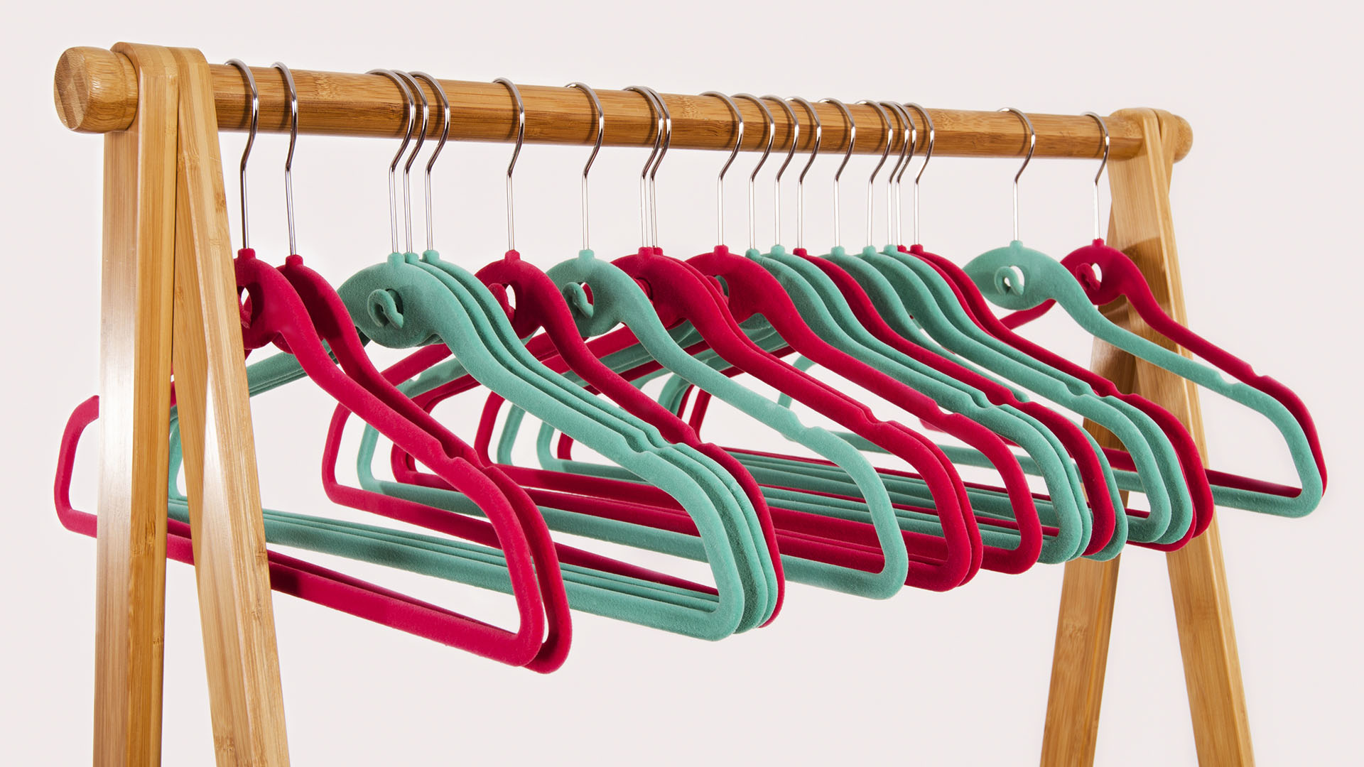The best hangers are Joy Mangano felt hangers - TODAY.com