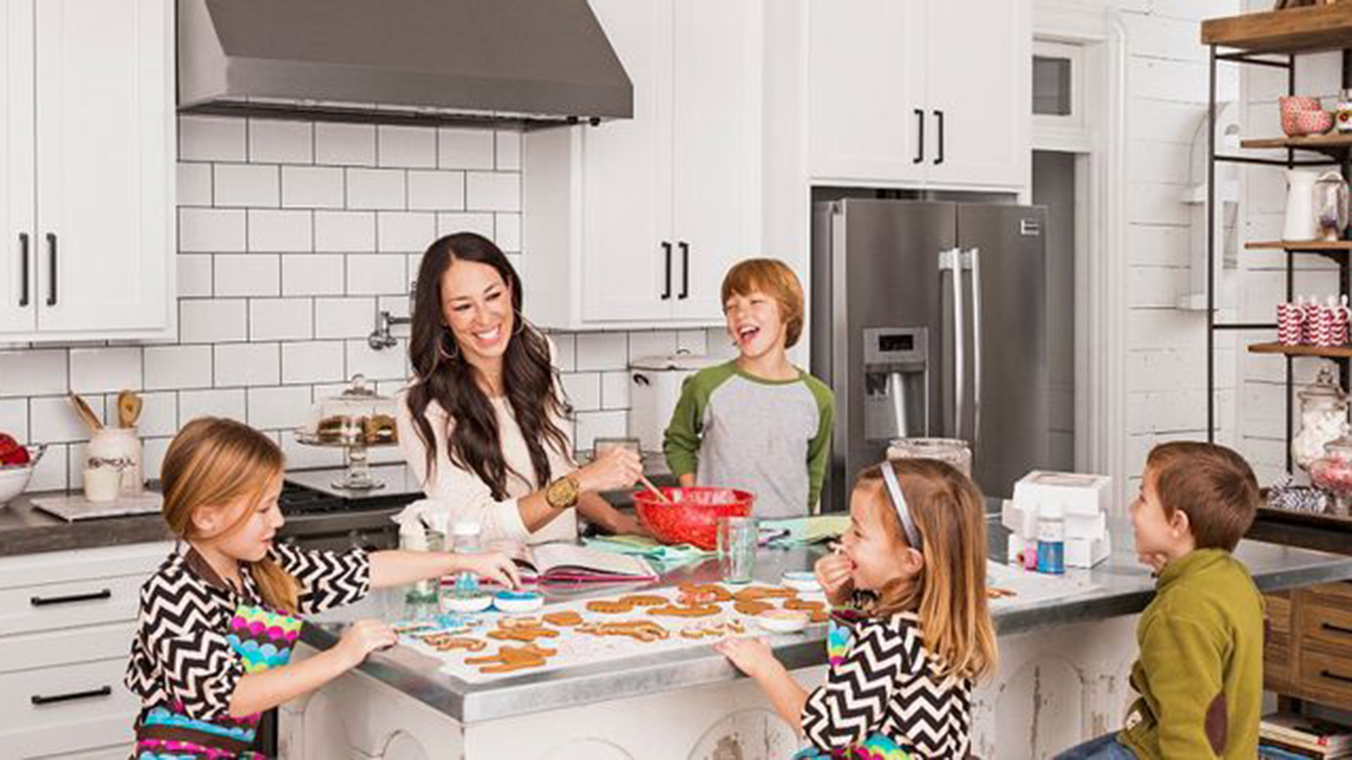 Joanna Gaines Reveals New Details About Her First Ever