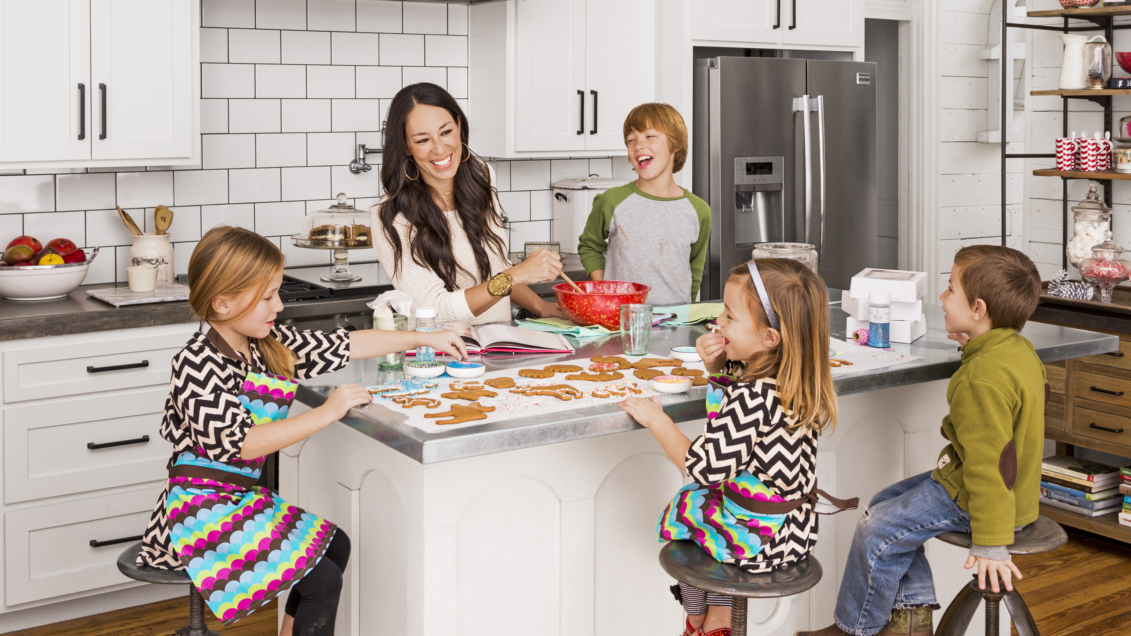 Joanna Gaines Reveals The Favorite Part Of Her Kitchen I