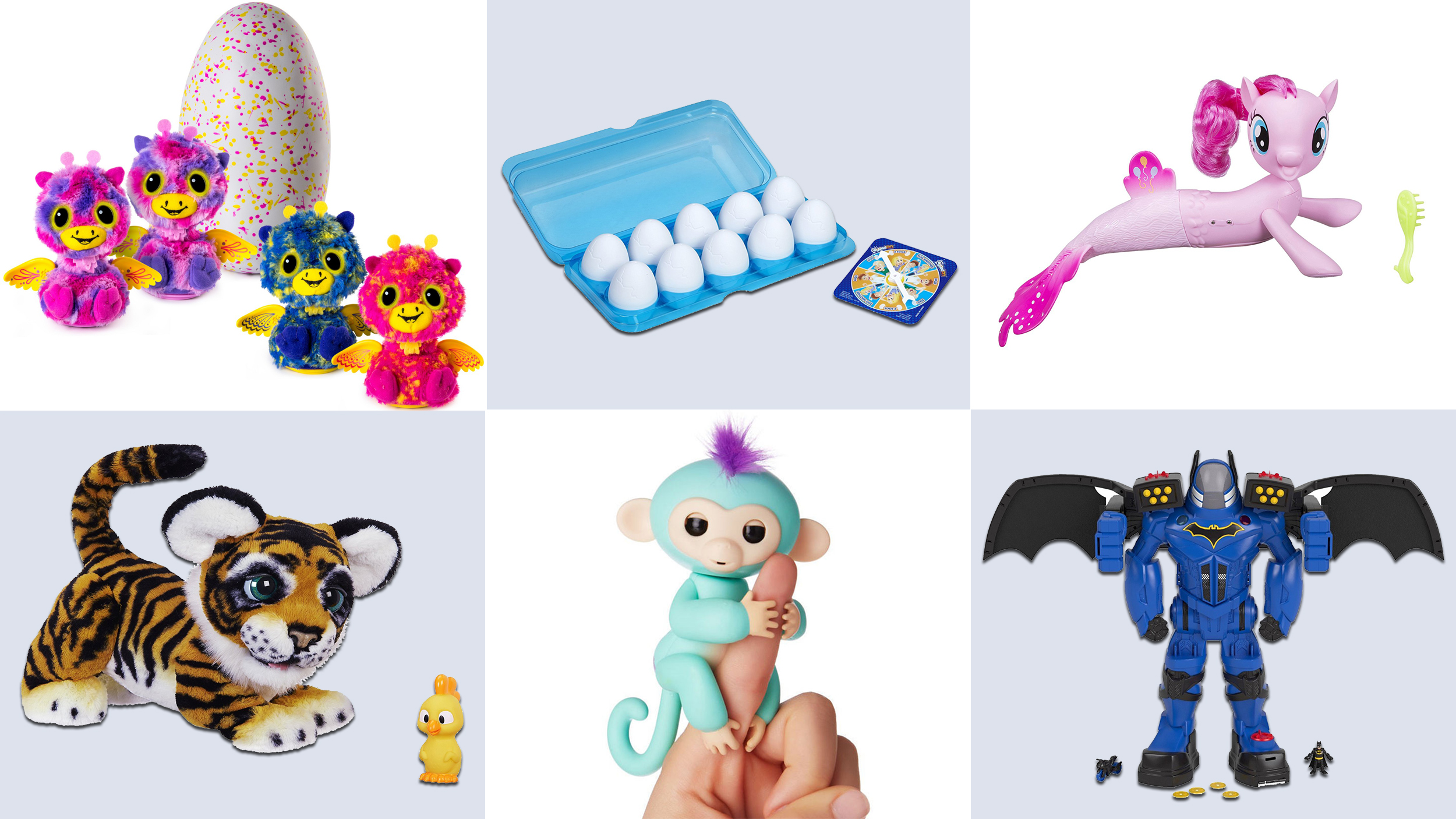 The top 10 kids toys on every child\'s holiday wish list