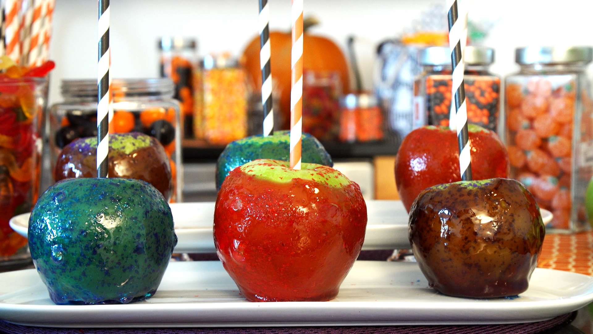 Candy Apples Candy Apples new picture