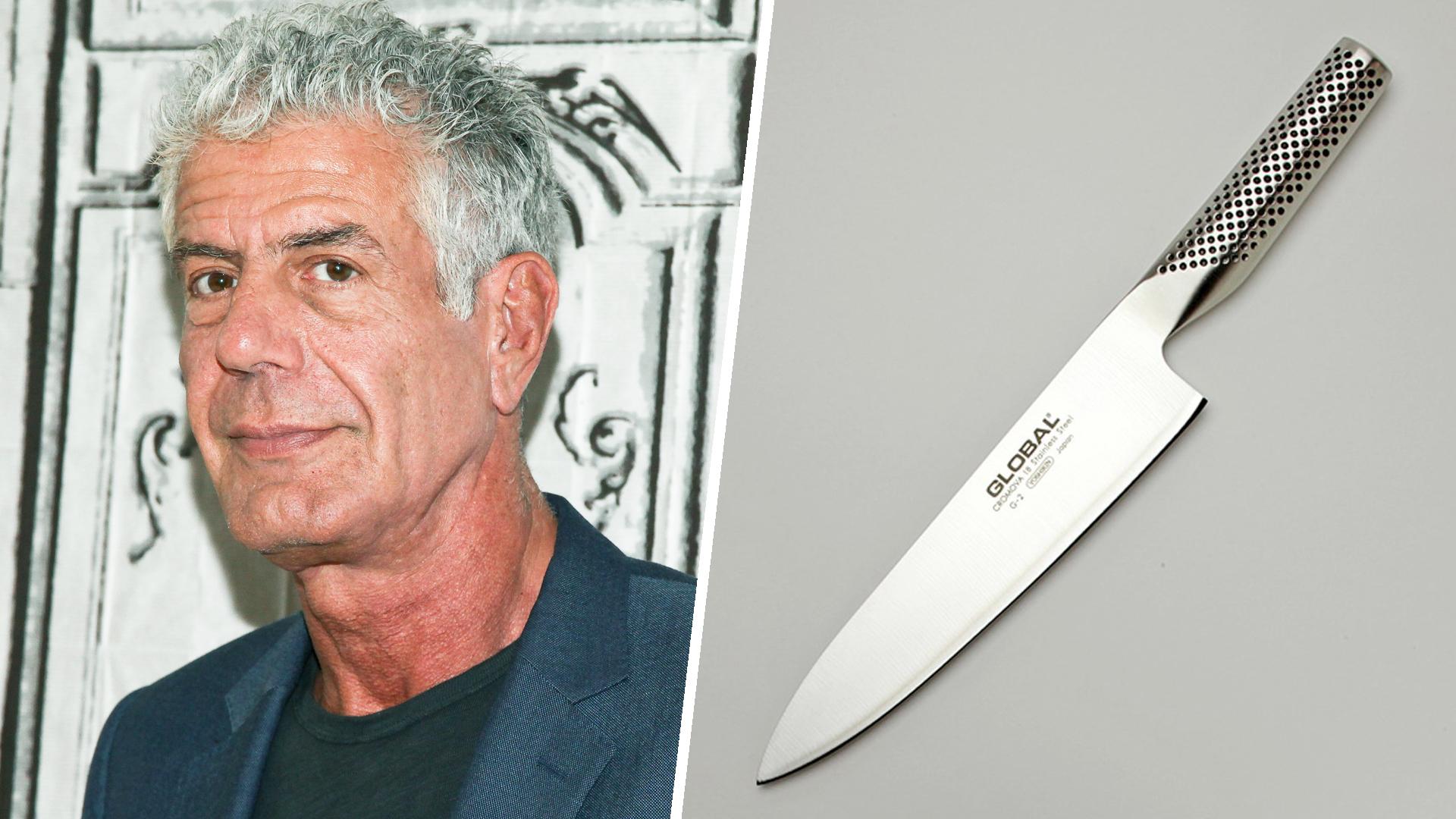 anthony bourdain reveals favorite chef 39 s knife. Black Bedroom Furniture Sets. Home Design Ideas