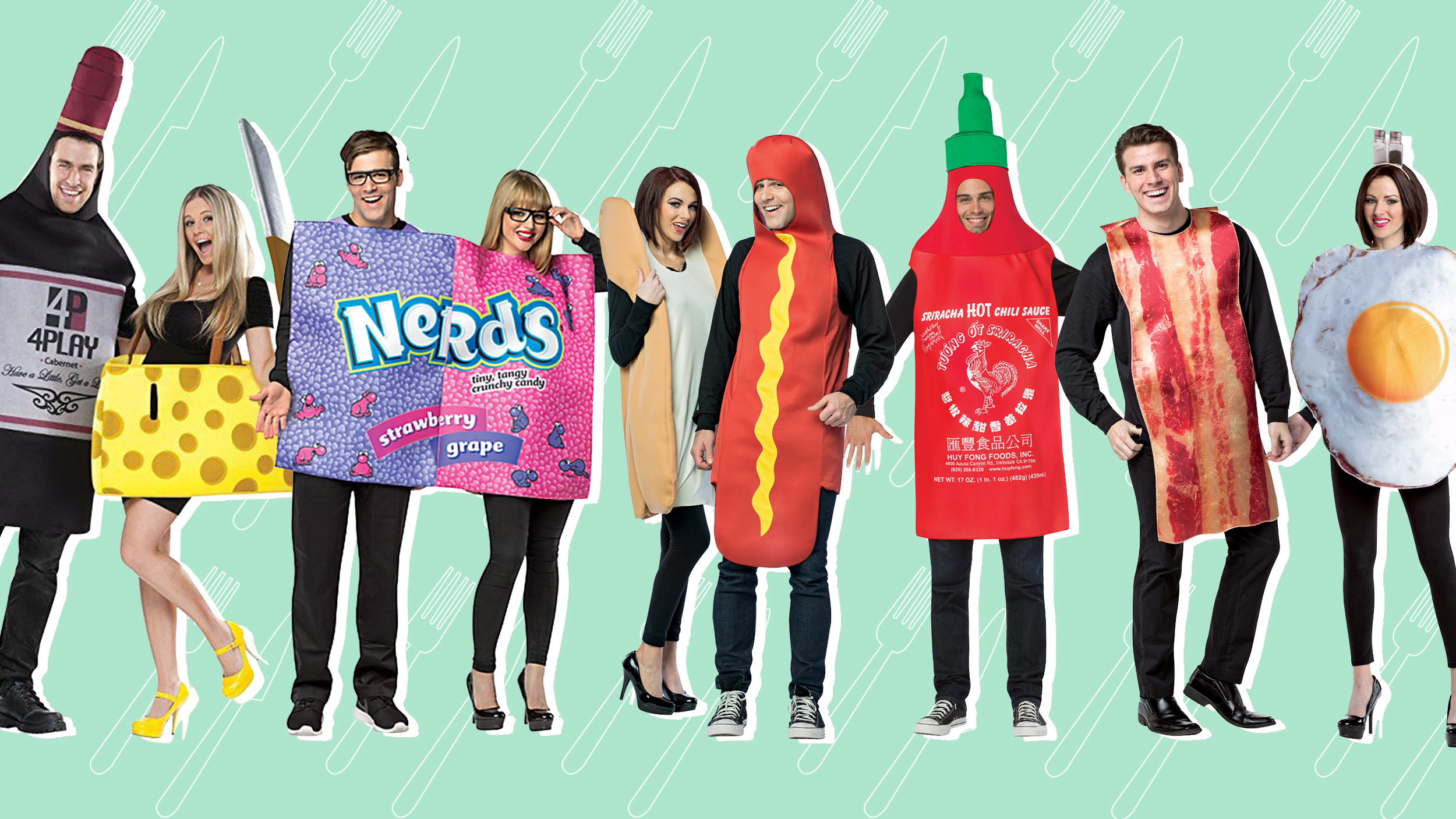 the best food-inspired halloween costumes for food lovers