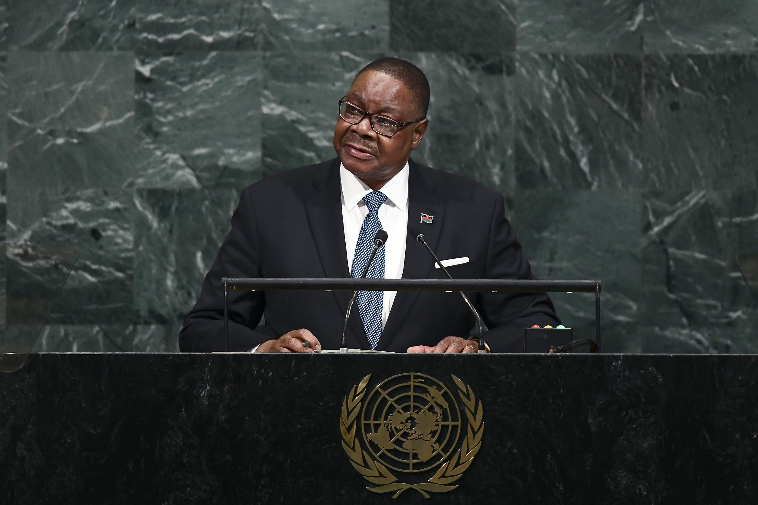 A vampire scare prompts U.N. pullout from parts of Malawi