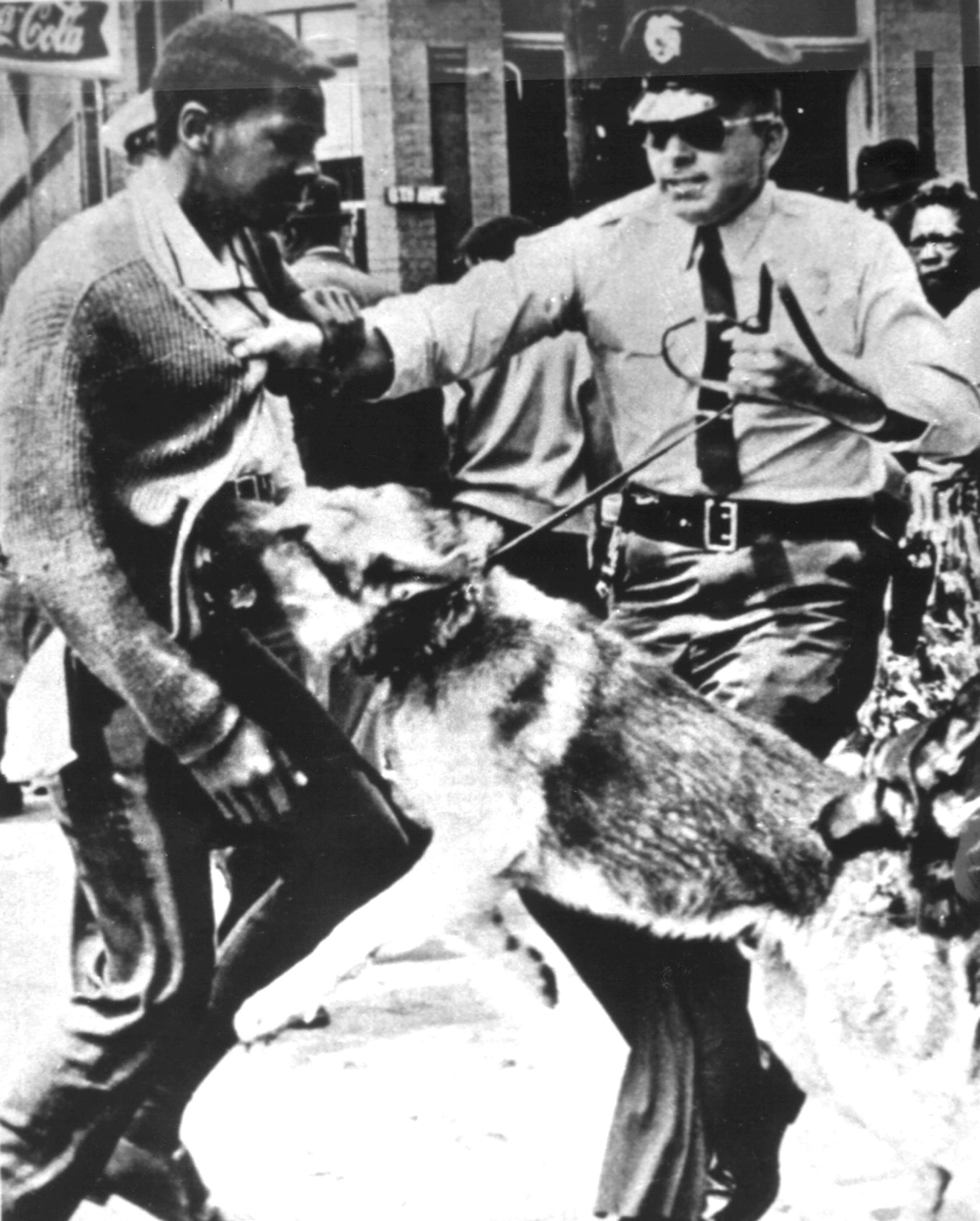 Image: Civil Rights in Montgomery, Police Repression
