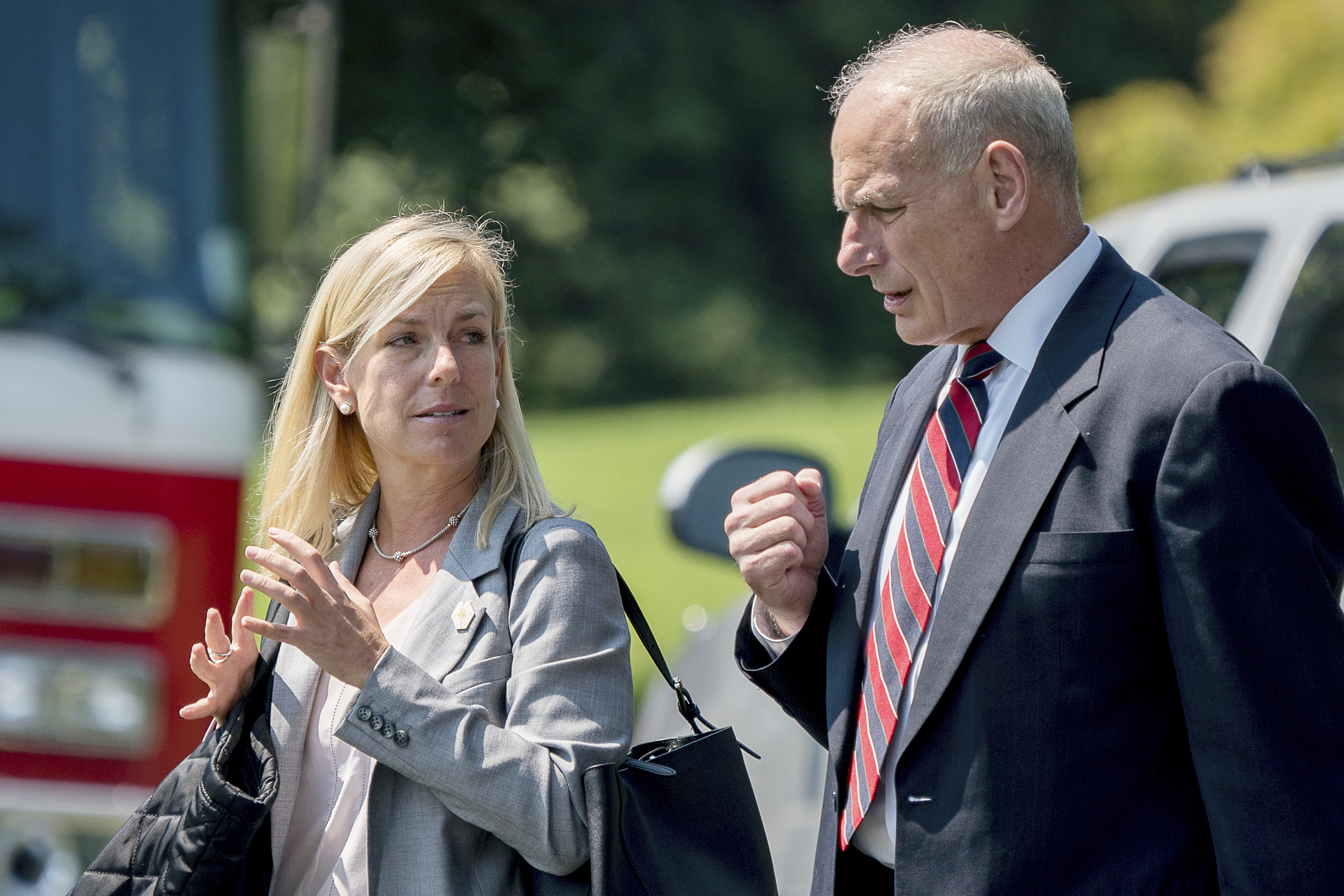 Kelly-Aide-Kirstjen-Nielsen-Expected-to-Be-Named-DHS-Secretary