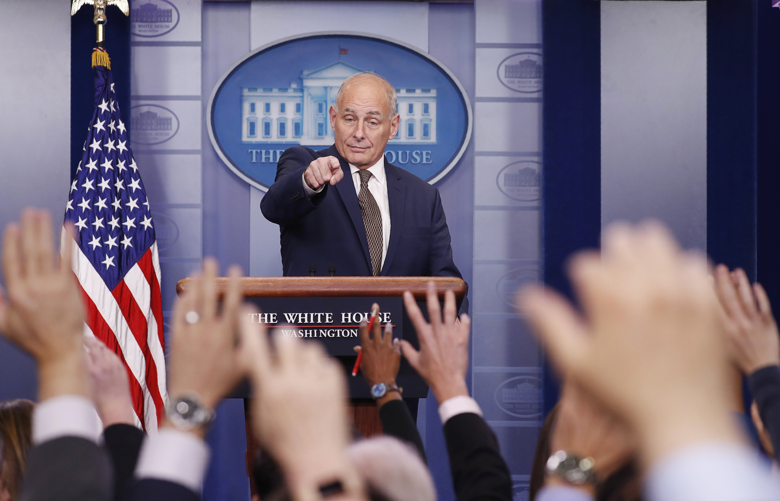 'I'm-Not-Getting-Fired-Today,'-Trump-Chief-of-Staff-Says