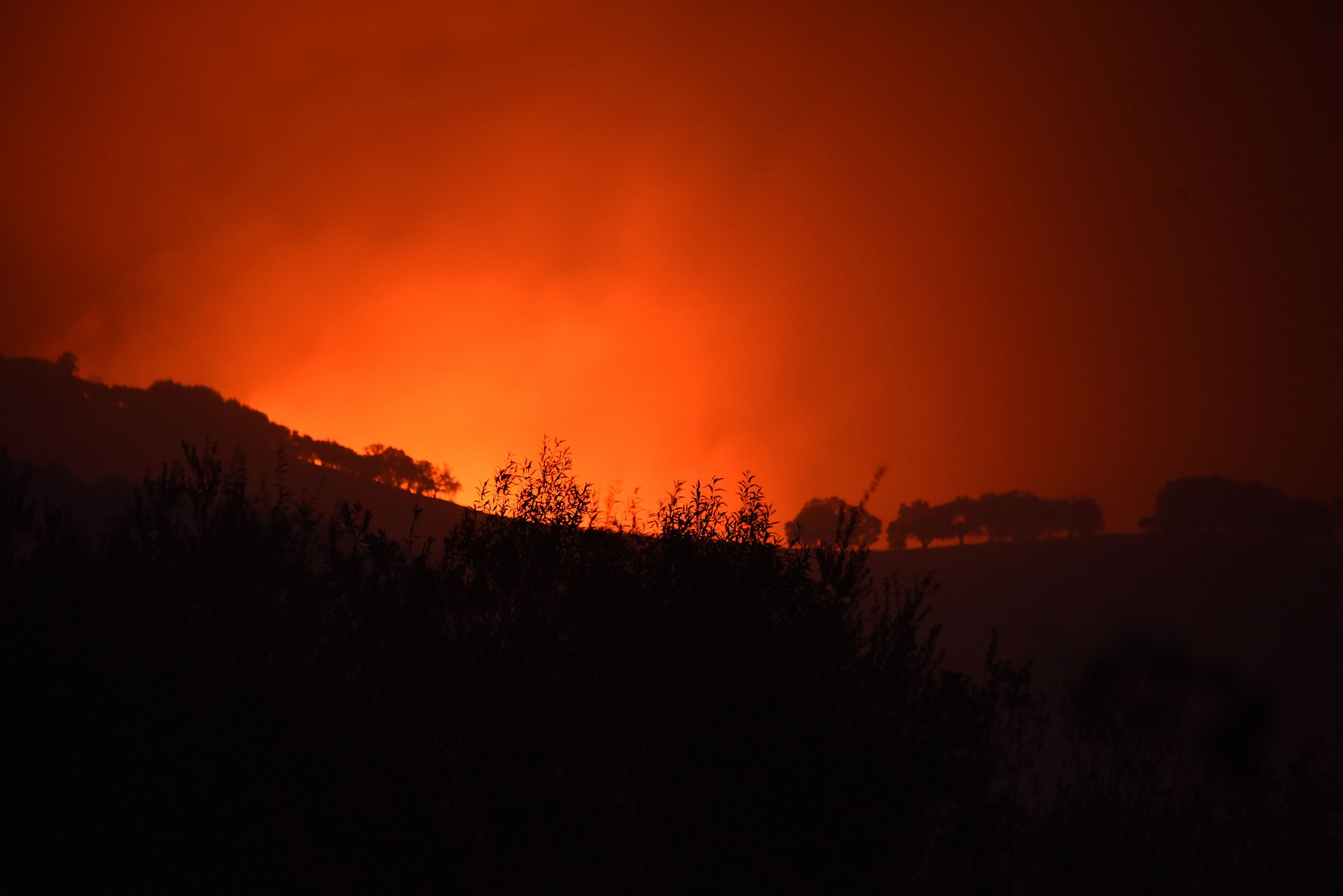 Image: California Wildfire