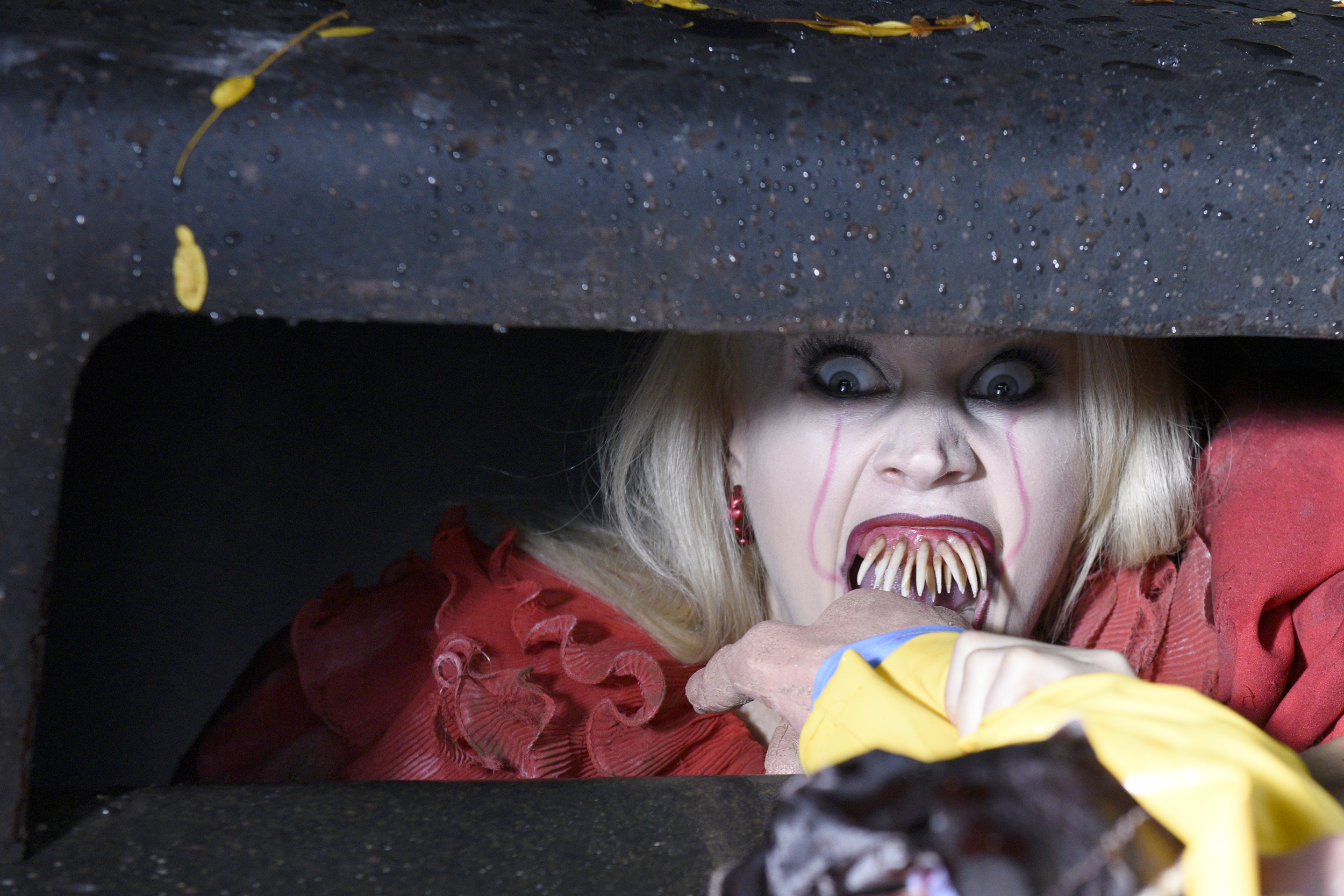 Image: Kate McKinnon plays Kellyanne Conway The Dancing Clown during
