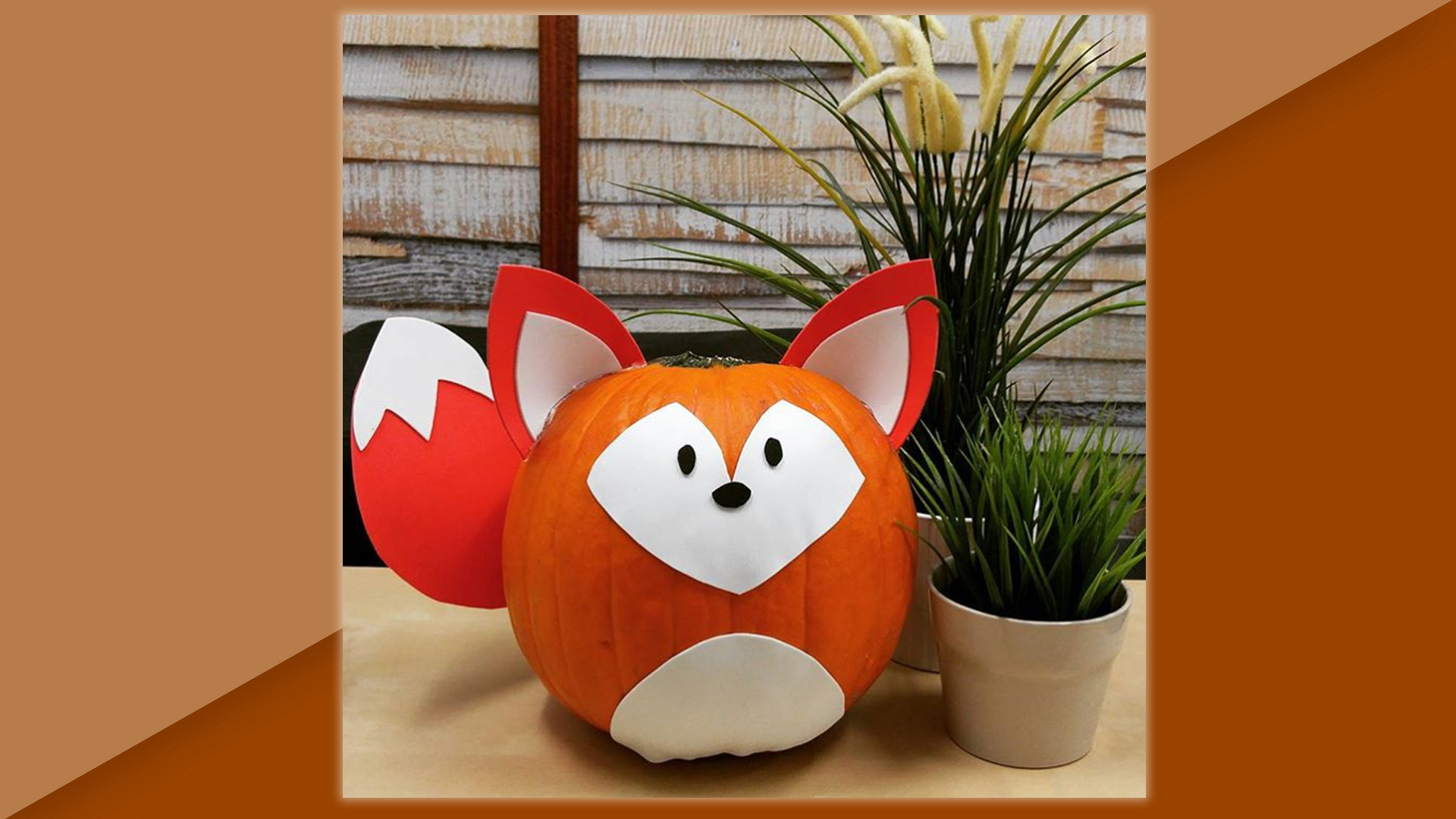 Painted Pumpkin Ideas 13 No Carve Pumpkin Decorations To Try