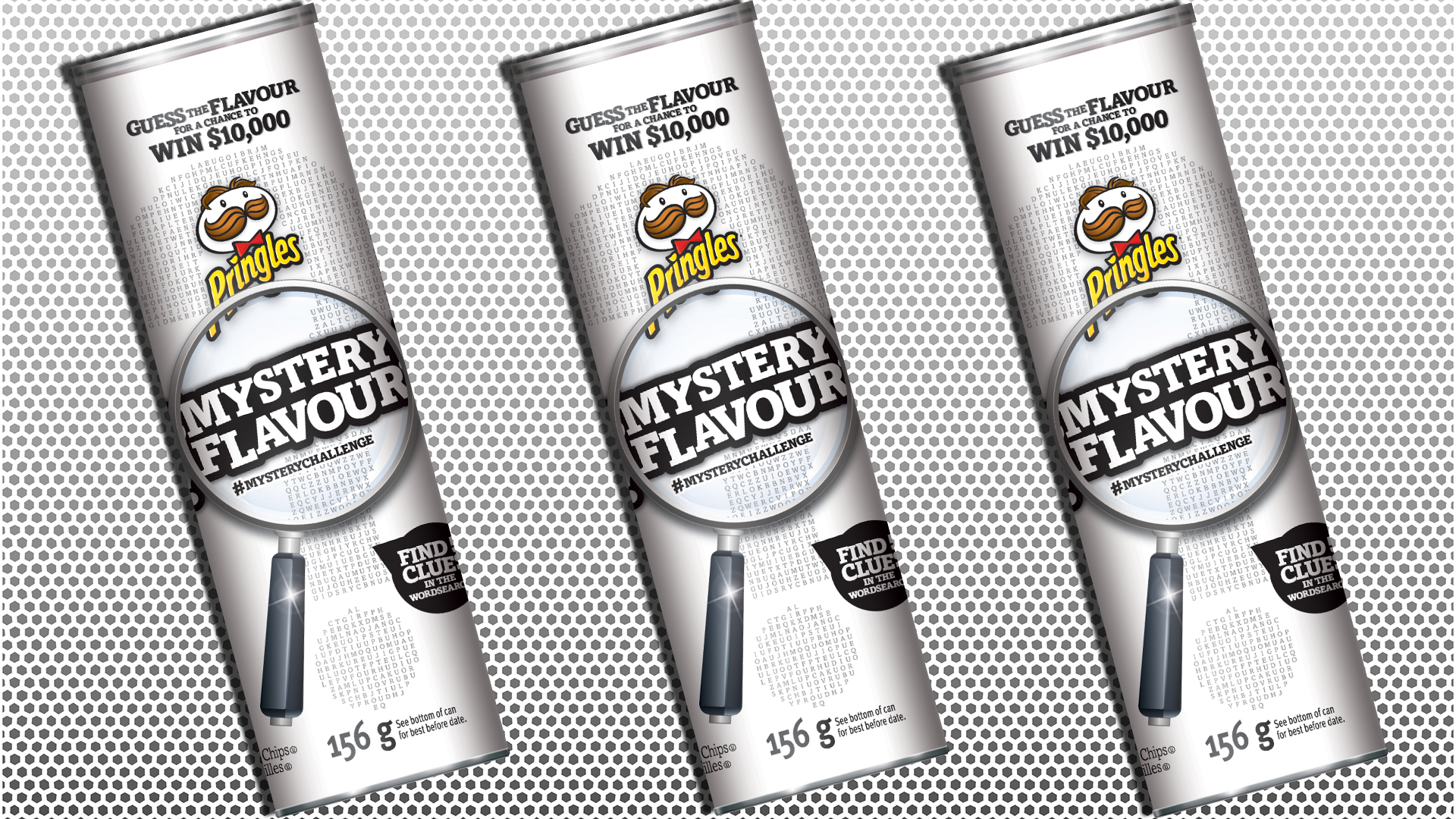 Pringles teases new mystery chip flavor with a familiar twist