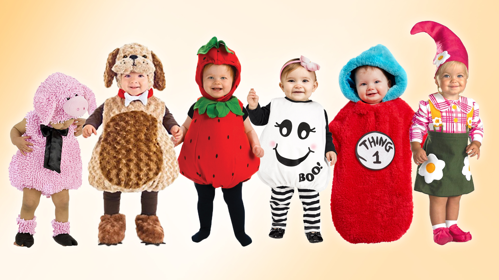 sc 1 st  Today Show & The most popular baby and toddler Halloween costumes