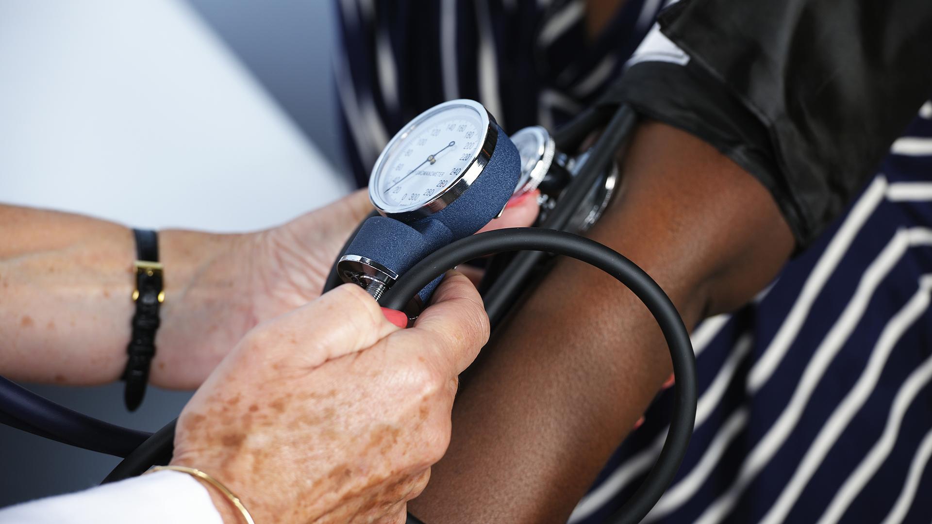 High blood pressure epidemic continues in U.S.
