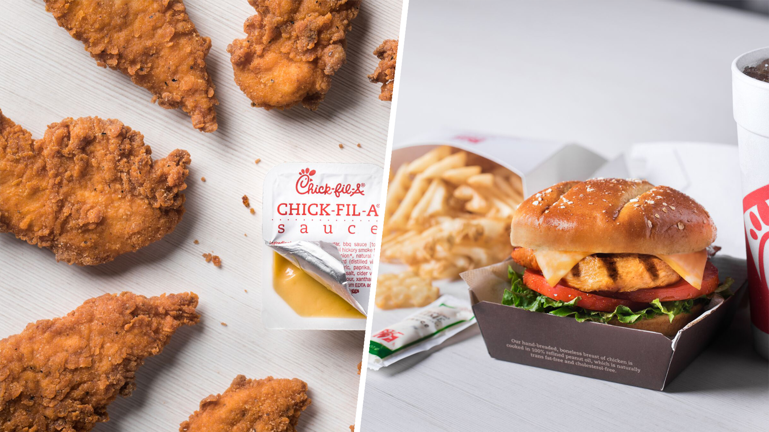 chickfila launches new spicy chicken tenders grilled