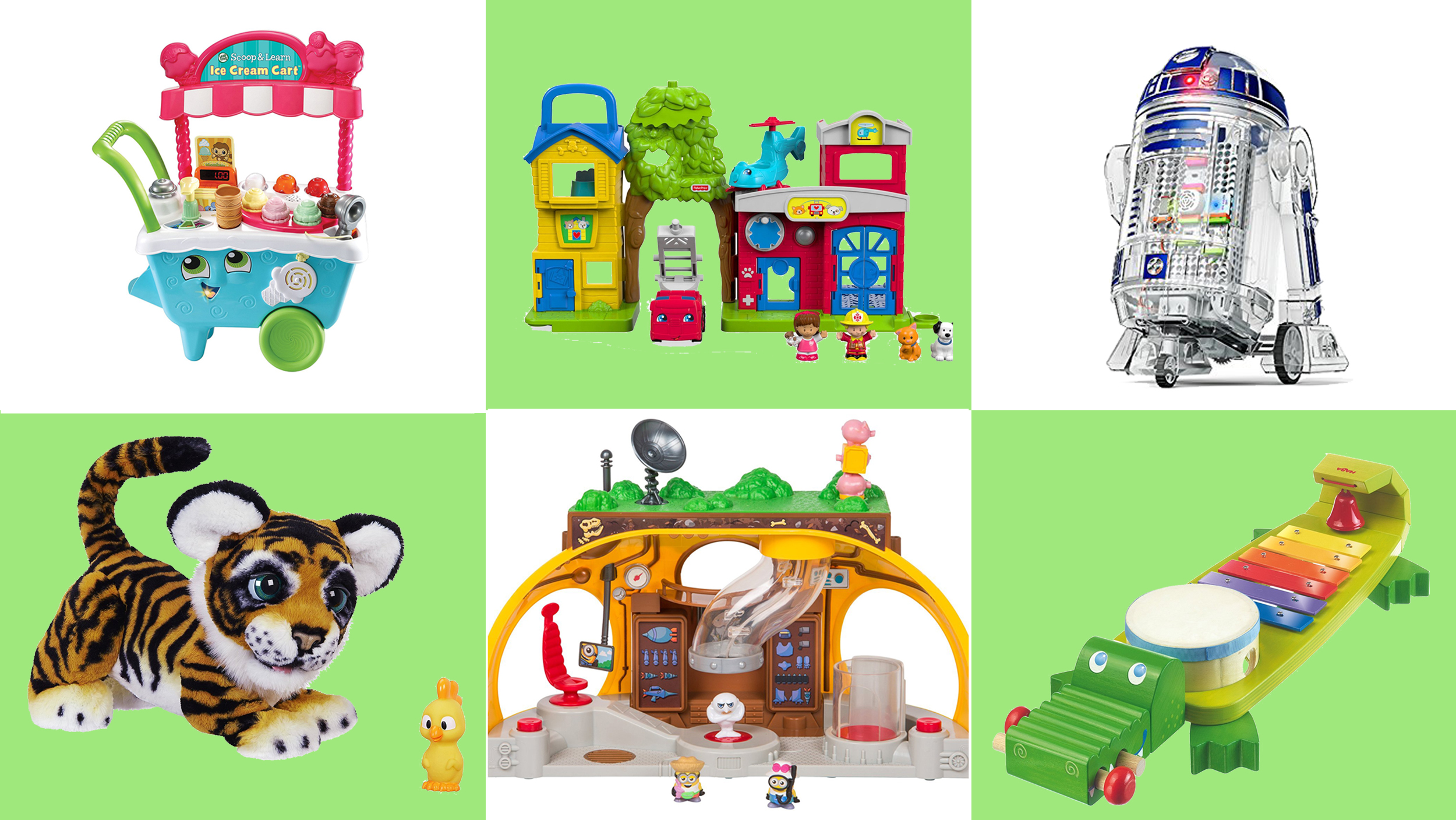 Good Housekeeping reveals 2017 Best Toy Award winners TODAY