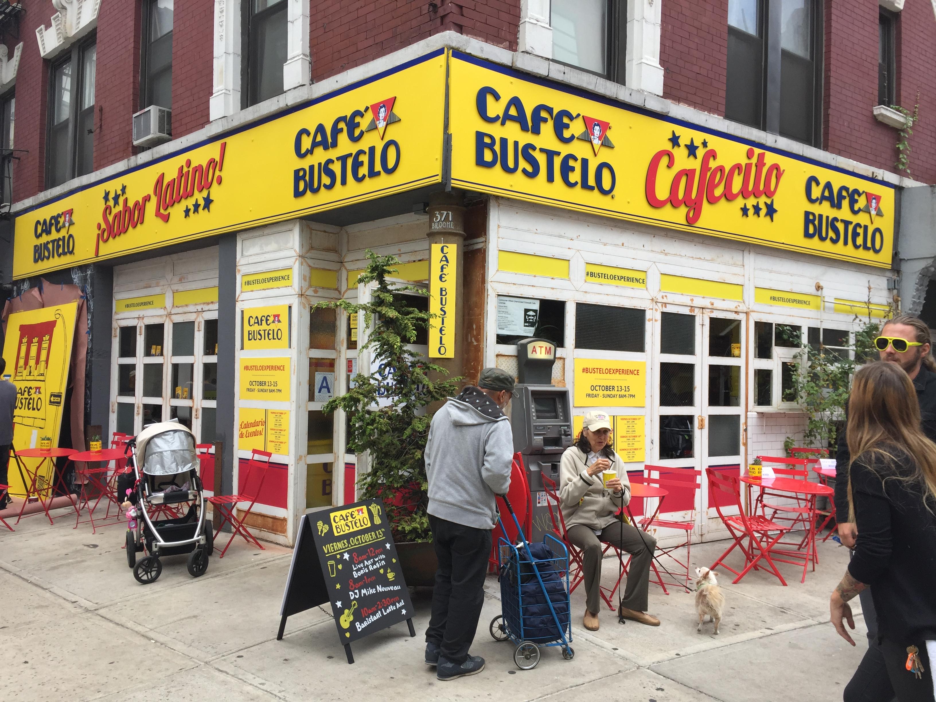 Cafe On The Corner York S C
