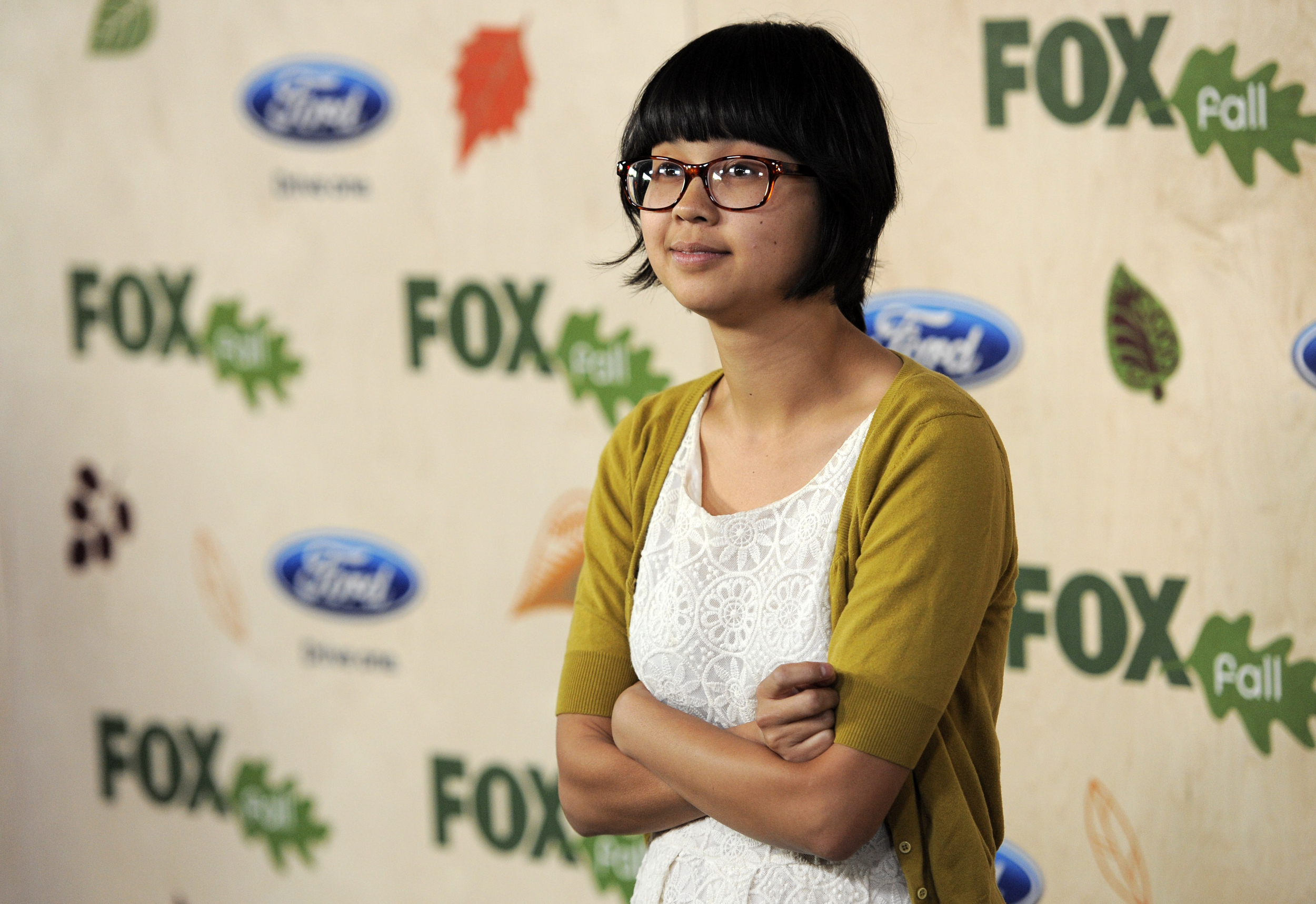 Image: Charlyne Yi, a cast member in the television series
