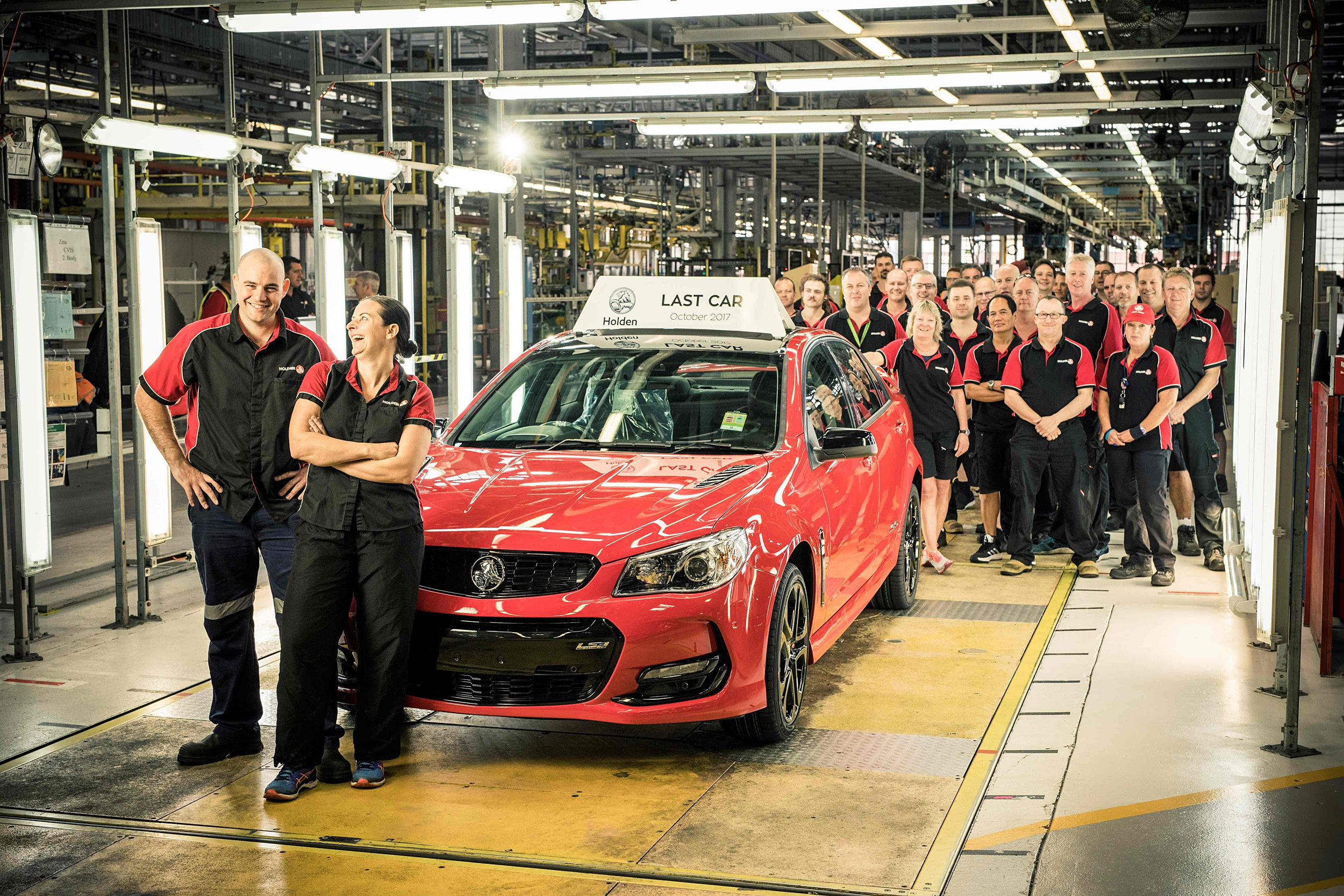 Australia\'s 100-Year-Old Automobile Industry Just Closed Down