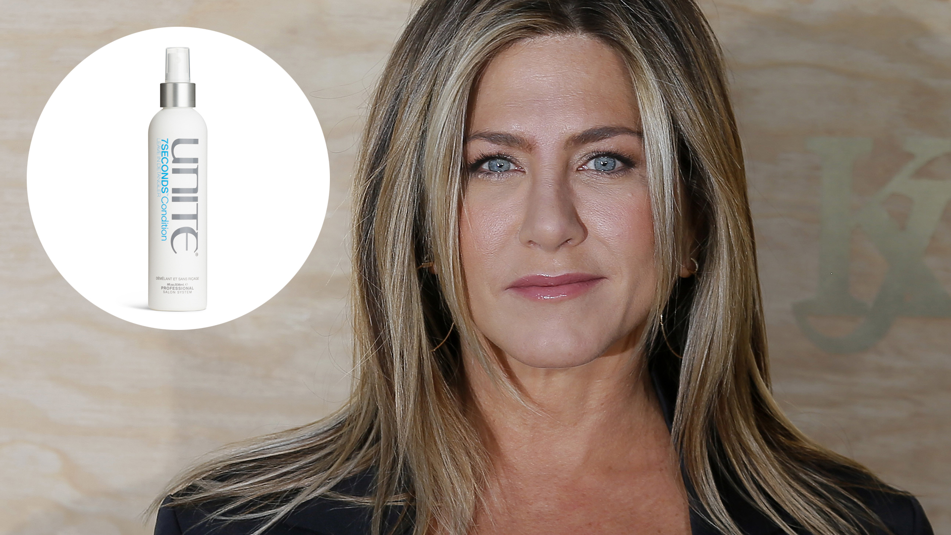 Jennifer Aniston Hair Product For Frizz