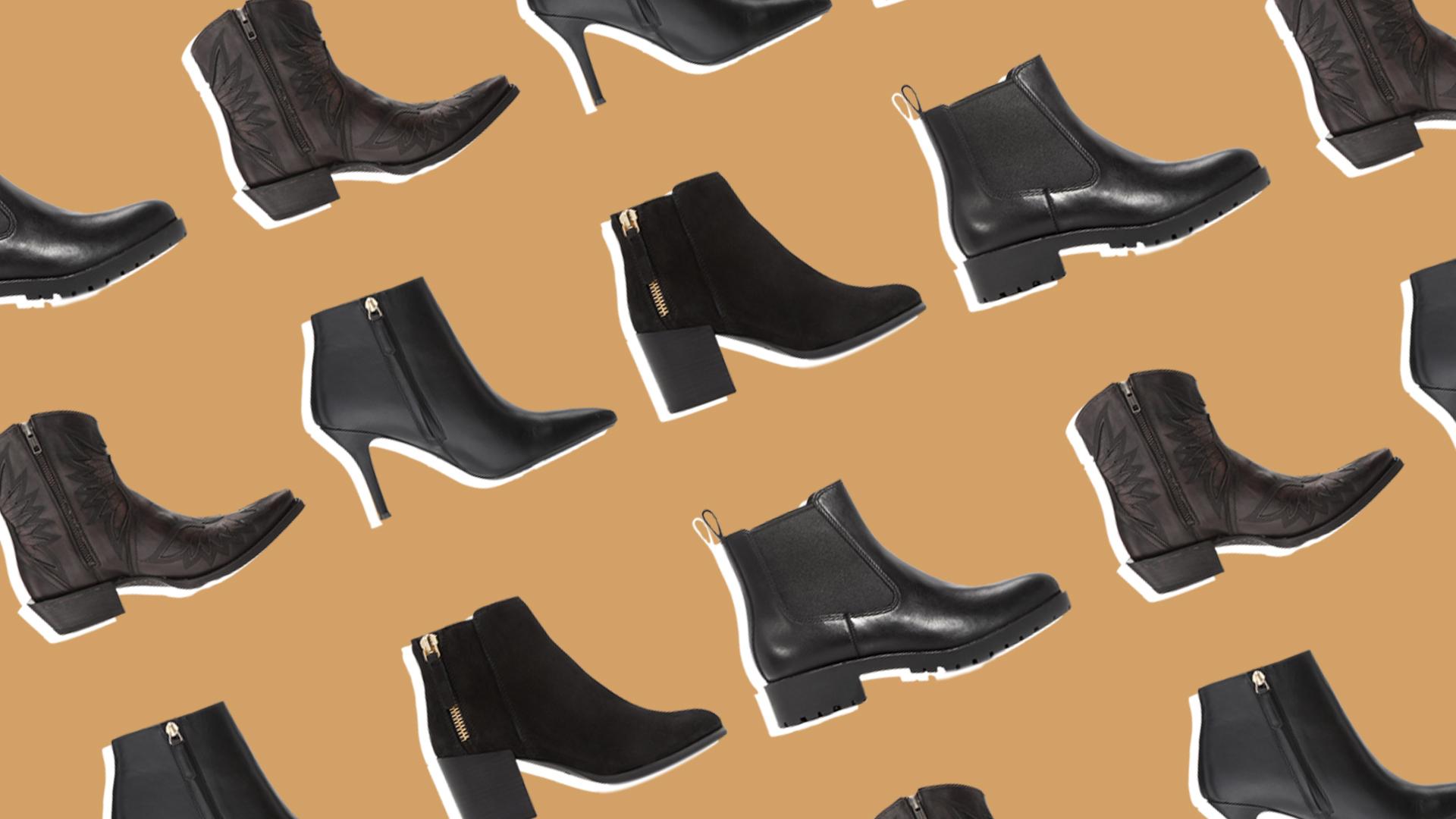 23cc06cf1 The best black boots according to 19 fashion editors