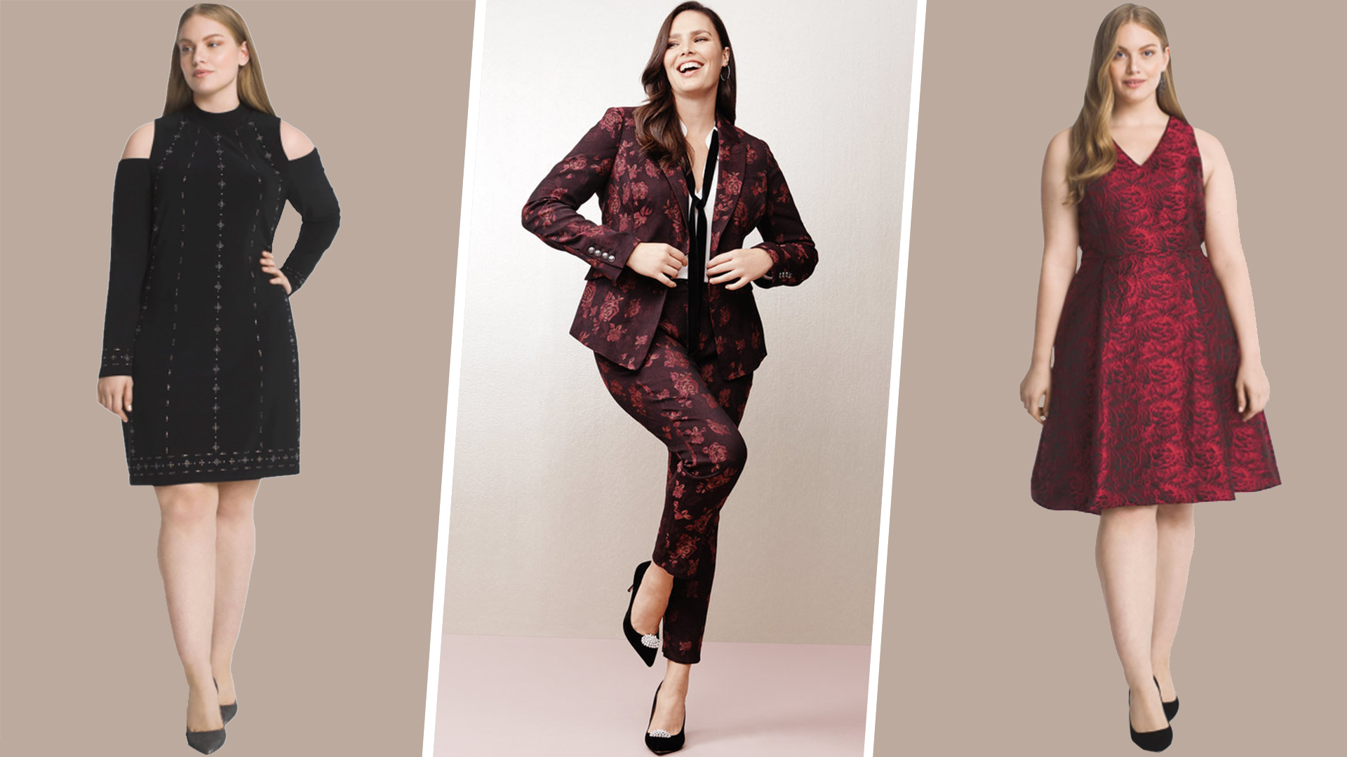 White House Black Market\'s new plus-size collection is available