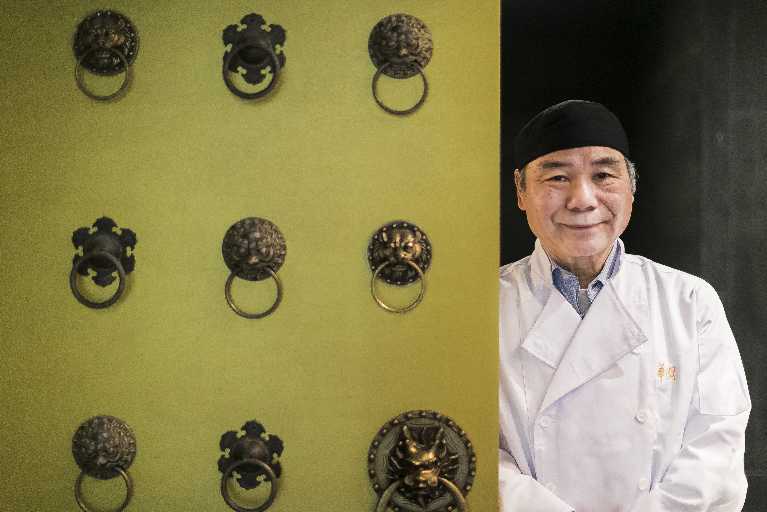 Image: Chen Lien Tang, the owner of Hwa Yuan