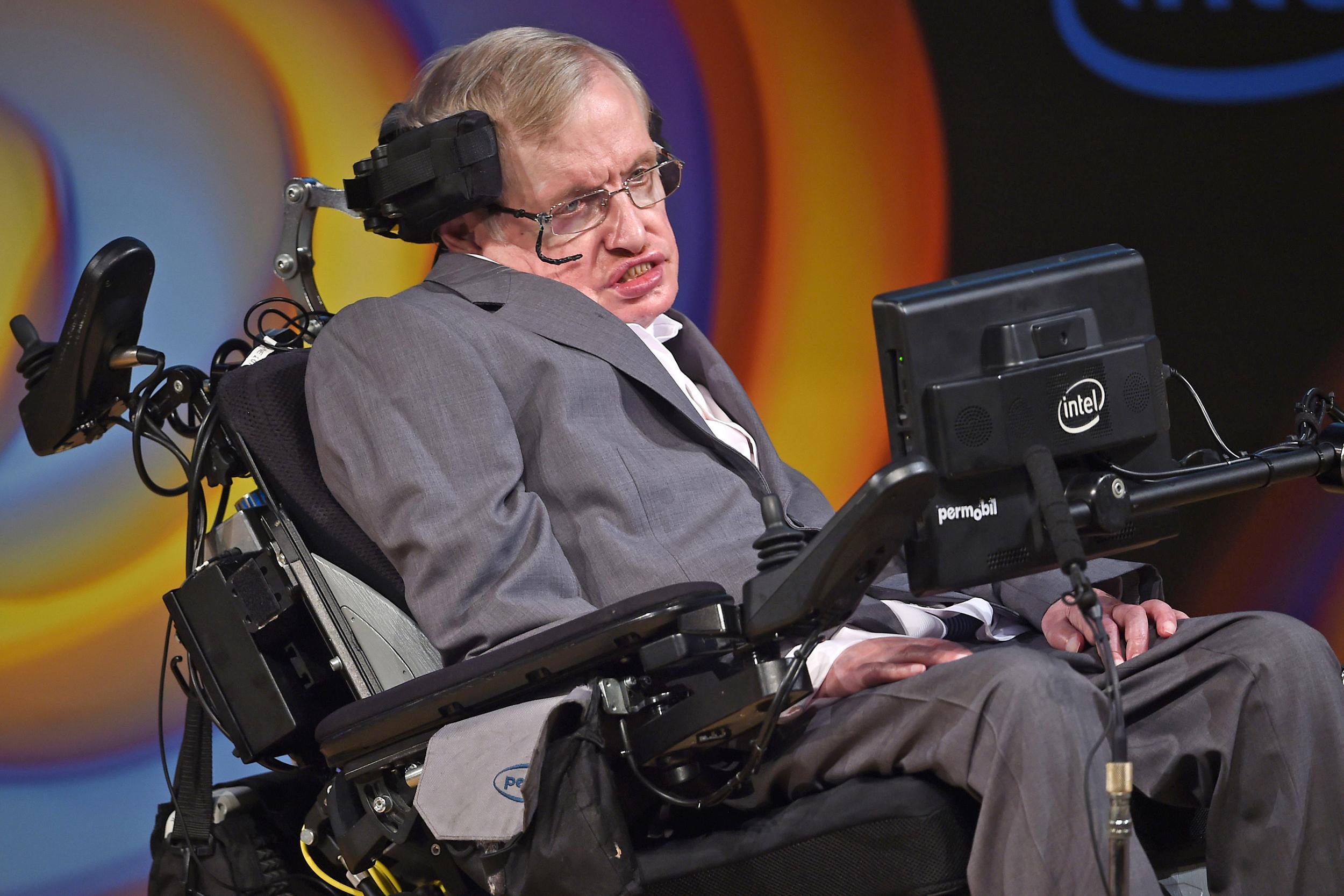 Stephen Hawking symposium
