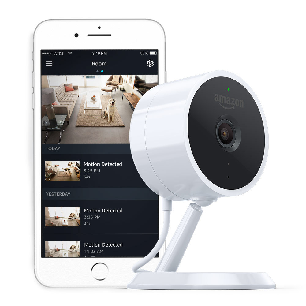 Image: Amazon Cloud Cam
