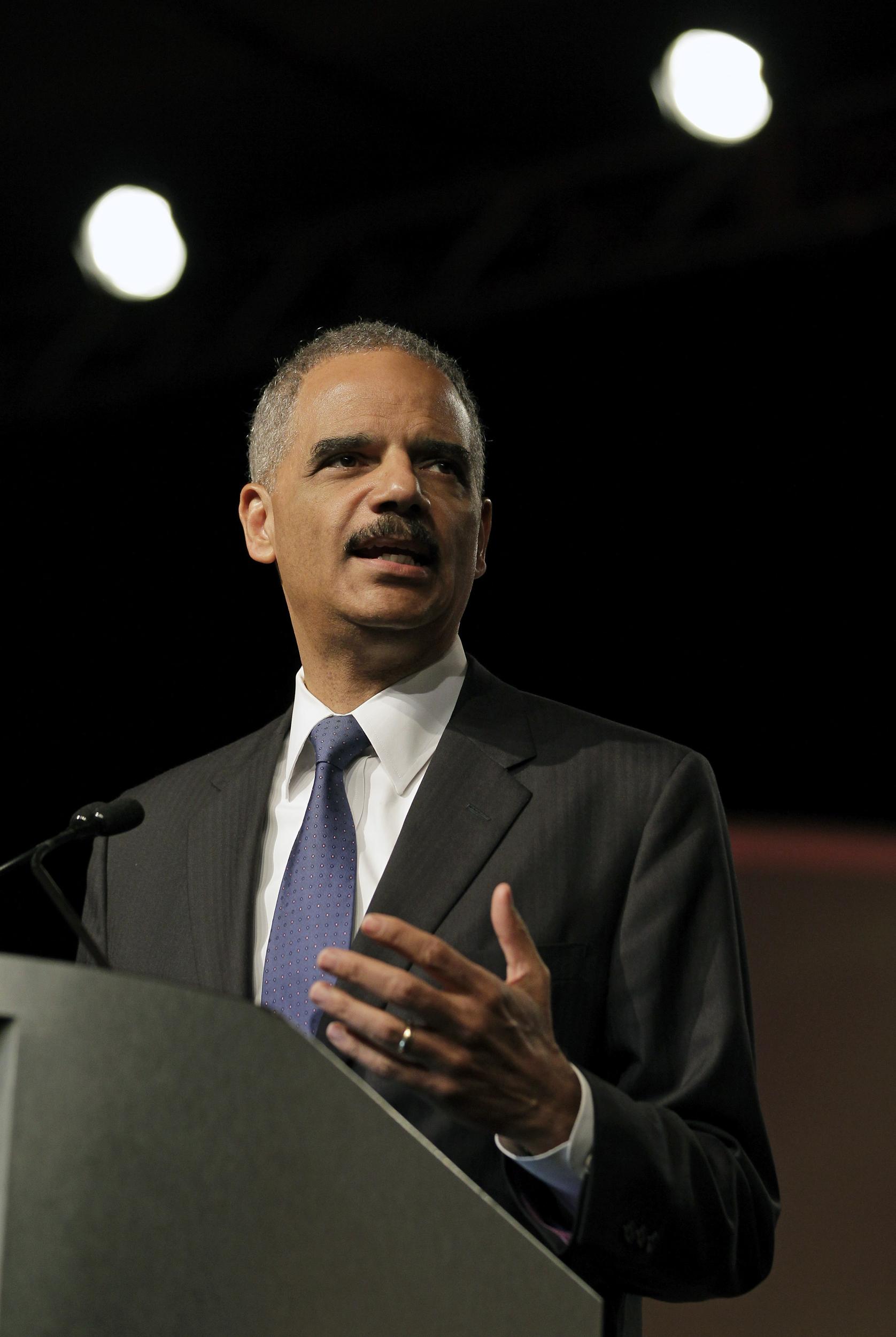 Eric Holder leads Democrats to war on gerrymandering