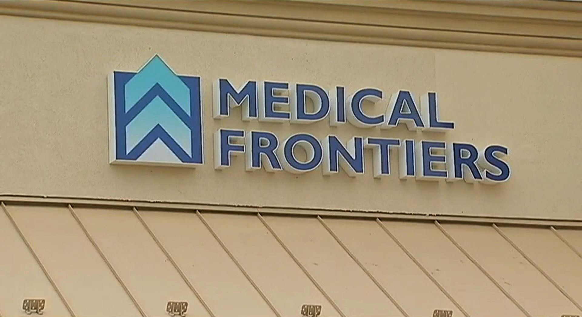 Image: Medical Frontiers, the office of Andrzej Kazimierz Zielke, in Pittsburgh, Pennsylvania.