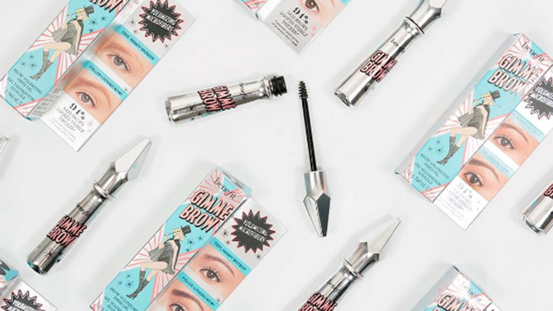 Benefit Cosmetics Recalls Gimme Brow Eyebrow Gel