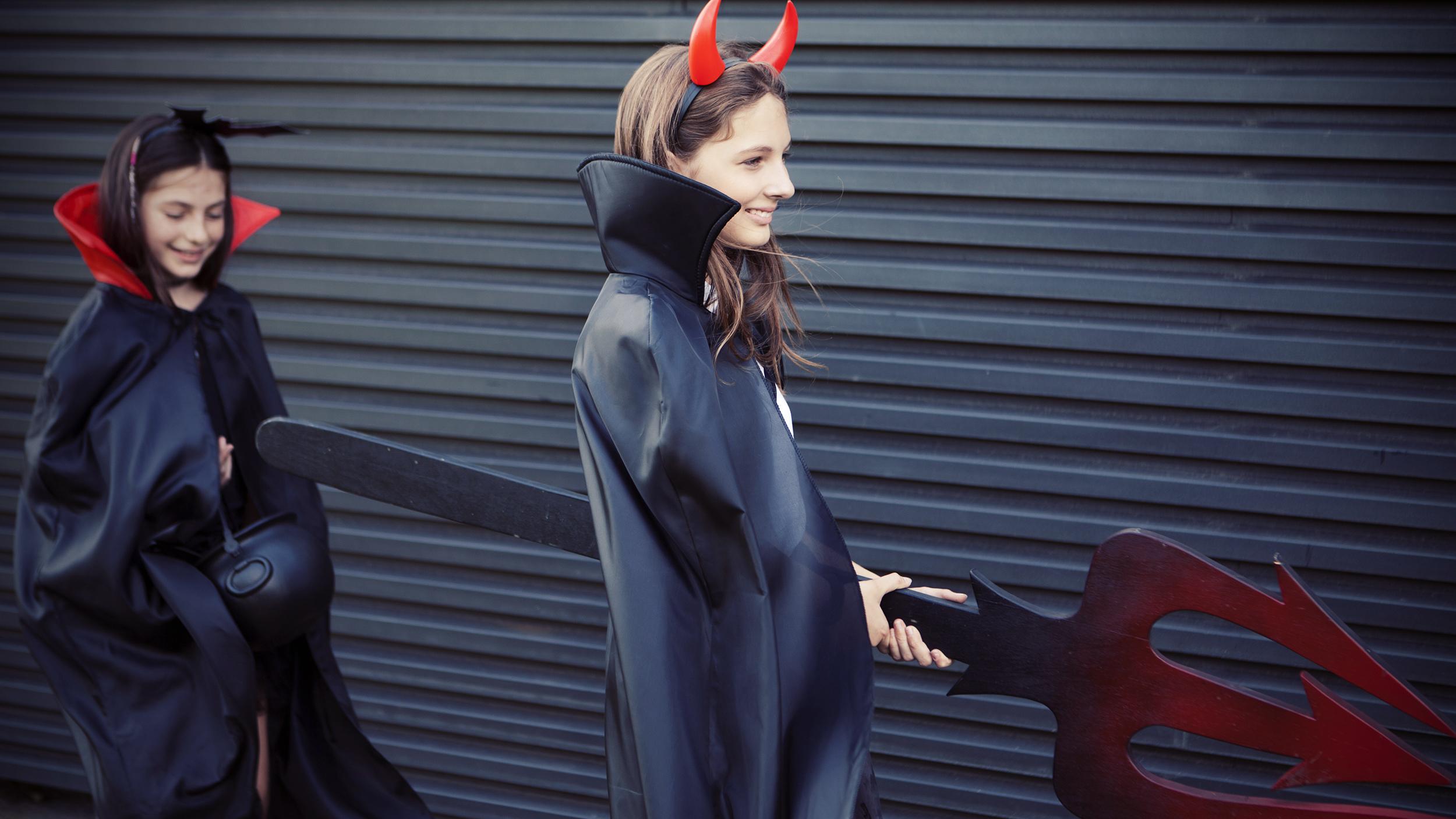 Schools Speak Out Against Kids 39 Group Halloween Costumes